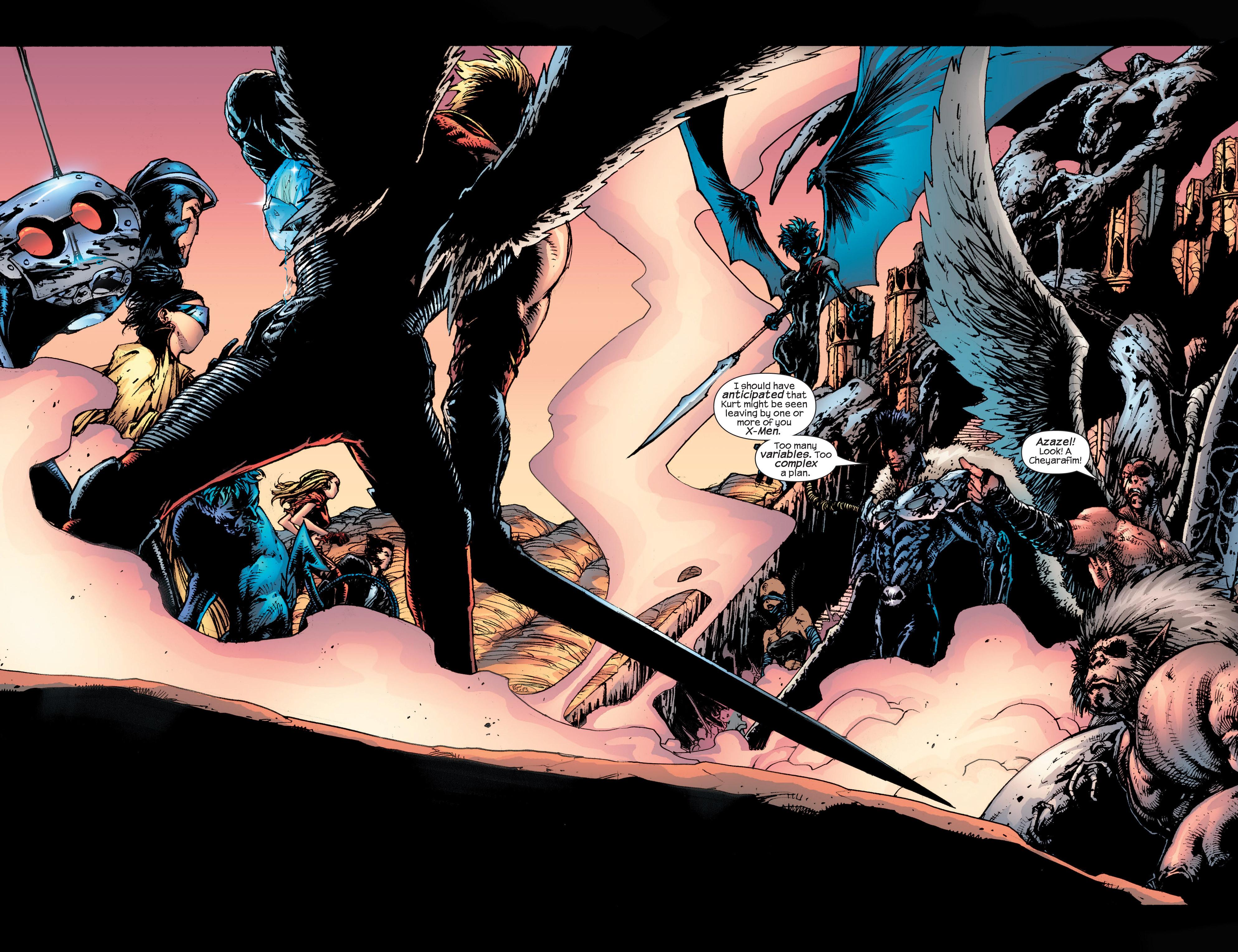 Read online Uncanny X-Men (1963) comic -  Issue #431 - 6