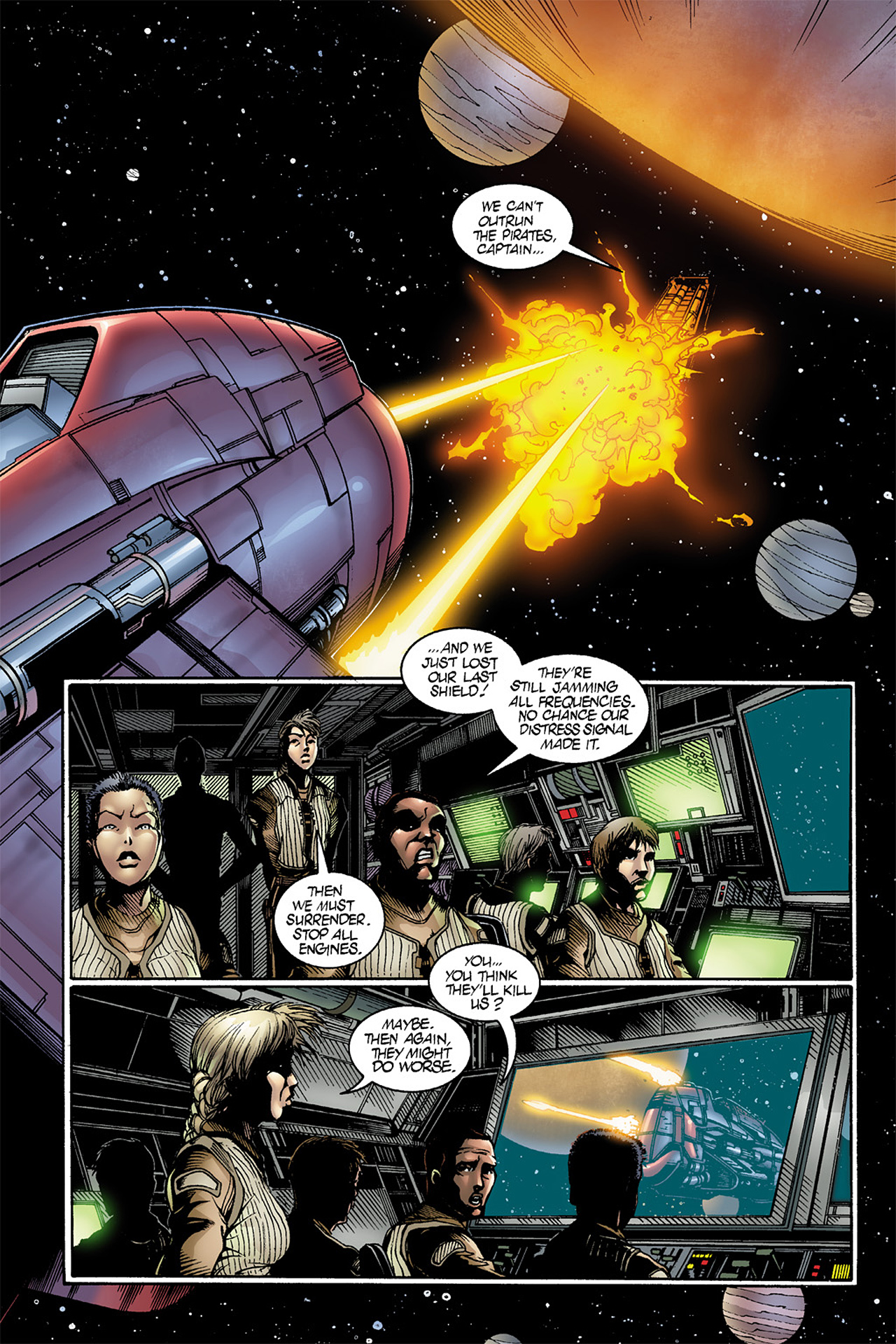 Read online Star Wars Omnibus comic -  Issue # Vol. 10 - 126