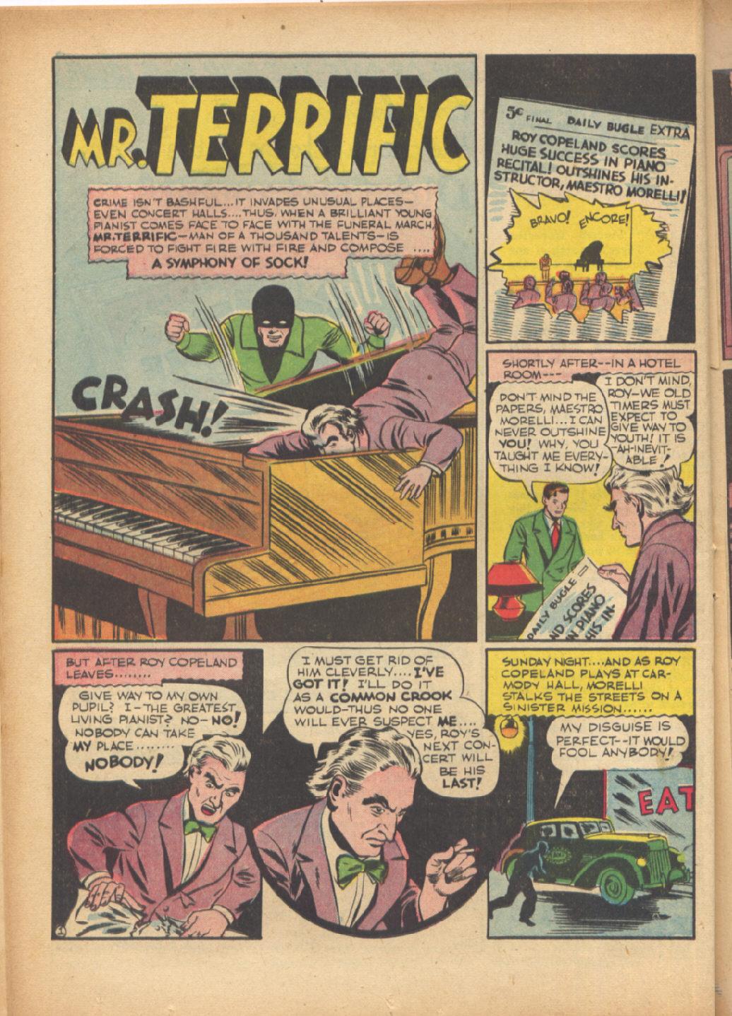Read online Sensation (Mystery) Comics comic -  Issue #24 - 42