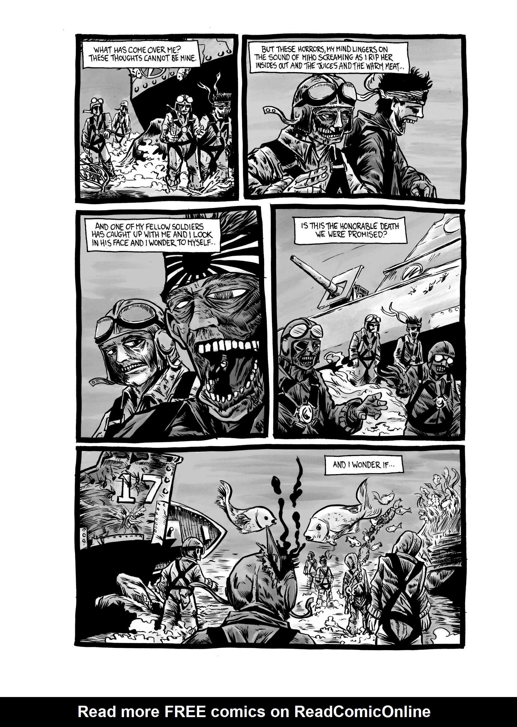 Read online FUBAR comic -  Issue #2 - 38