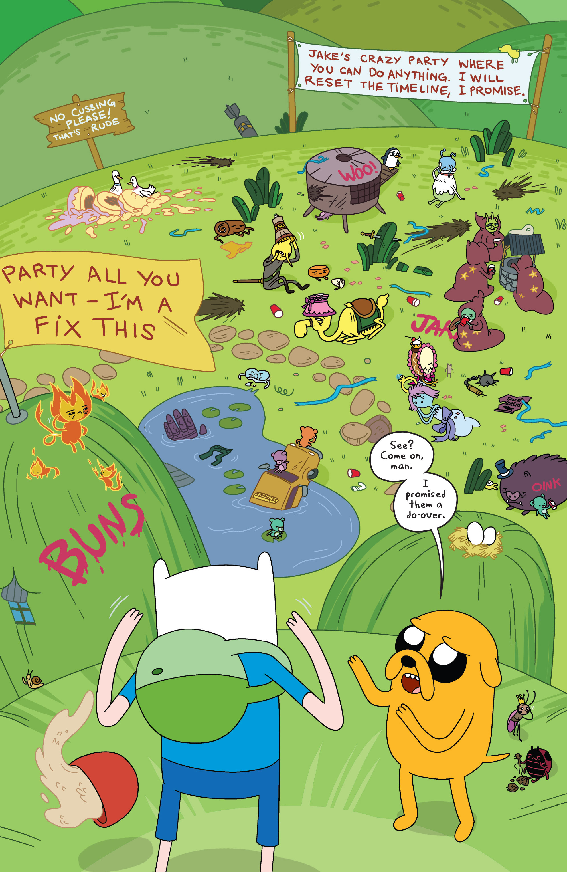 Read online Adventure Time comic -  Issue #Adventure Time _TPB 2 - 45