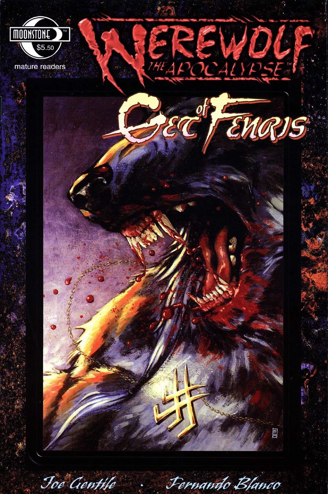 Read online Werewolf the Apocalypse comic -  Issue # Get of Fenris - 1