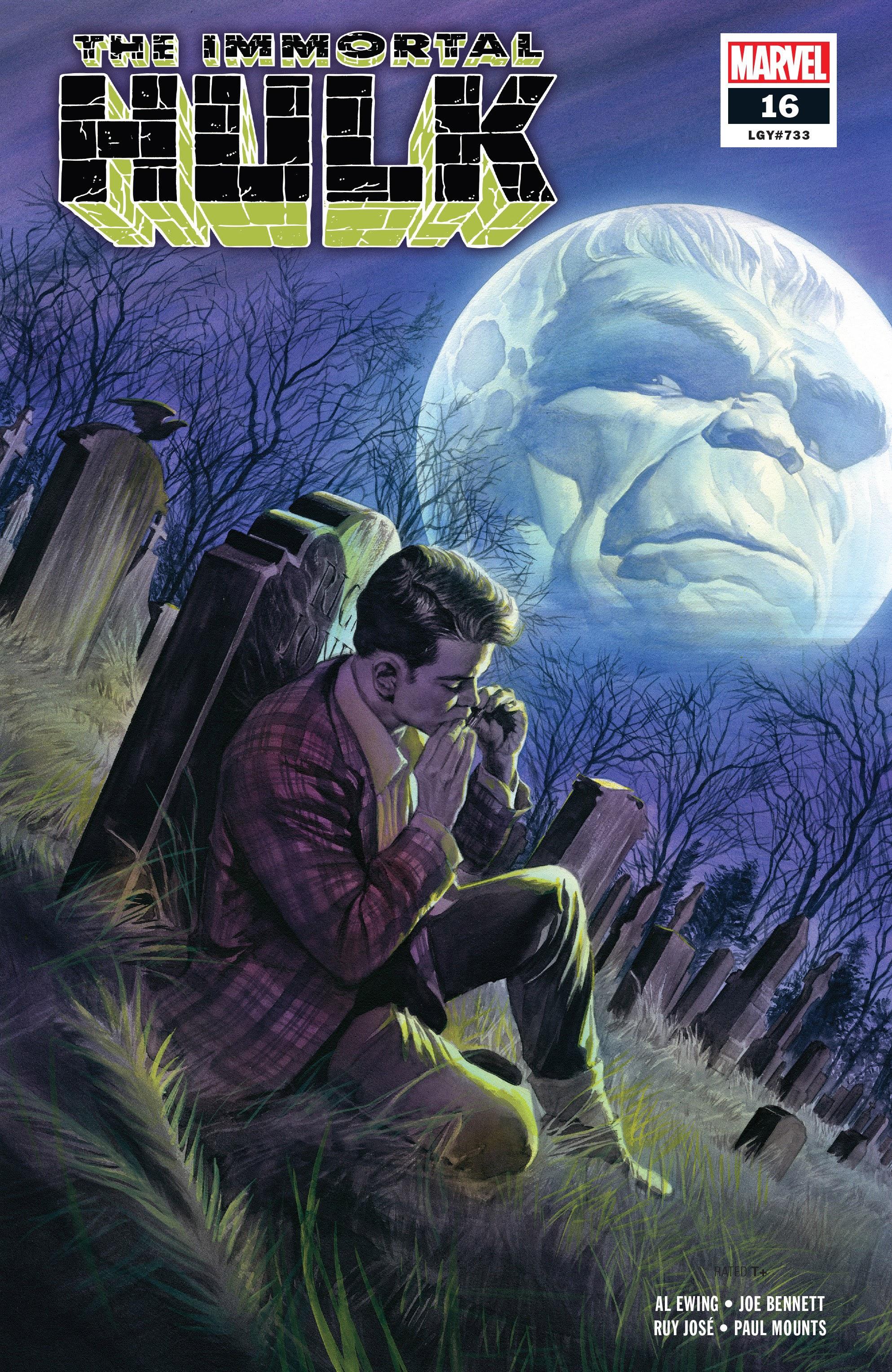 Immortal Hulk (2018) issue 16 - Page 1