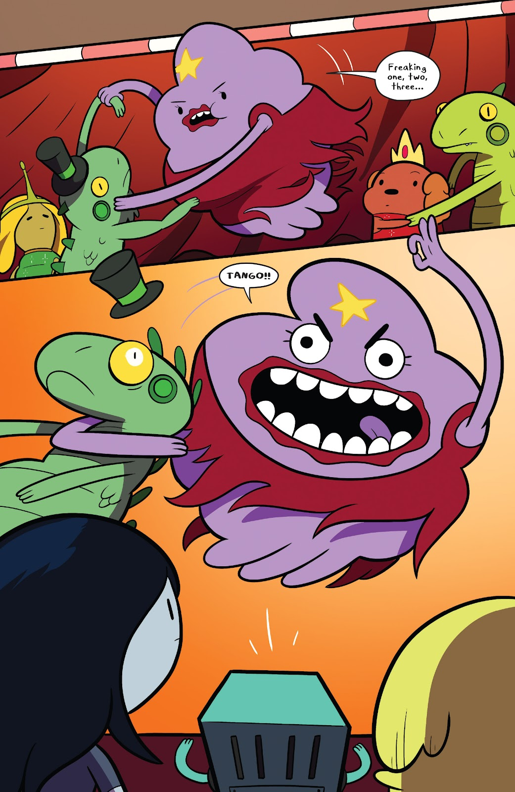 Read online Adventure Time comic -  Issue #63 - 7