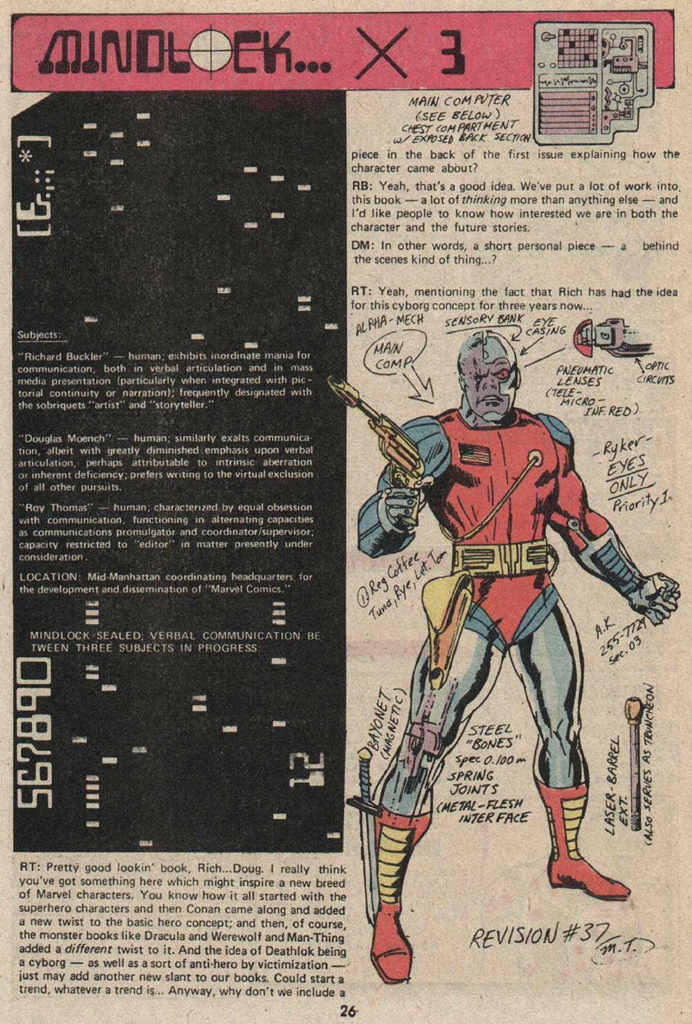 Read online Astonishing Tales (1970) comic -  Issue #25 - 18