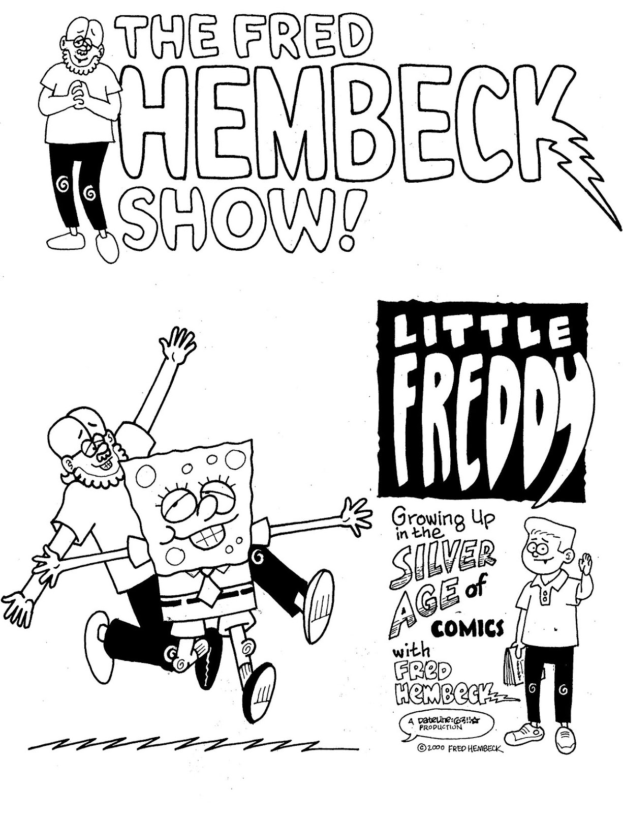Read online The Nearly Complete Essential Hembeck Archives Omnibus comic -  Issue # TPB (Part 9) - 49