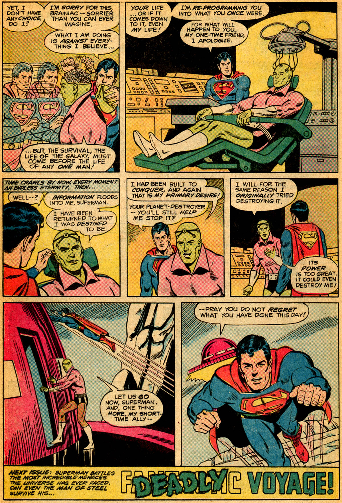 Read online Action Comics (1938) comic -  Issue #529 - 20