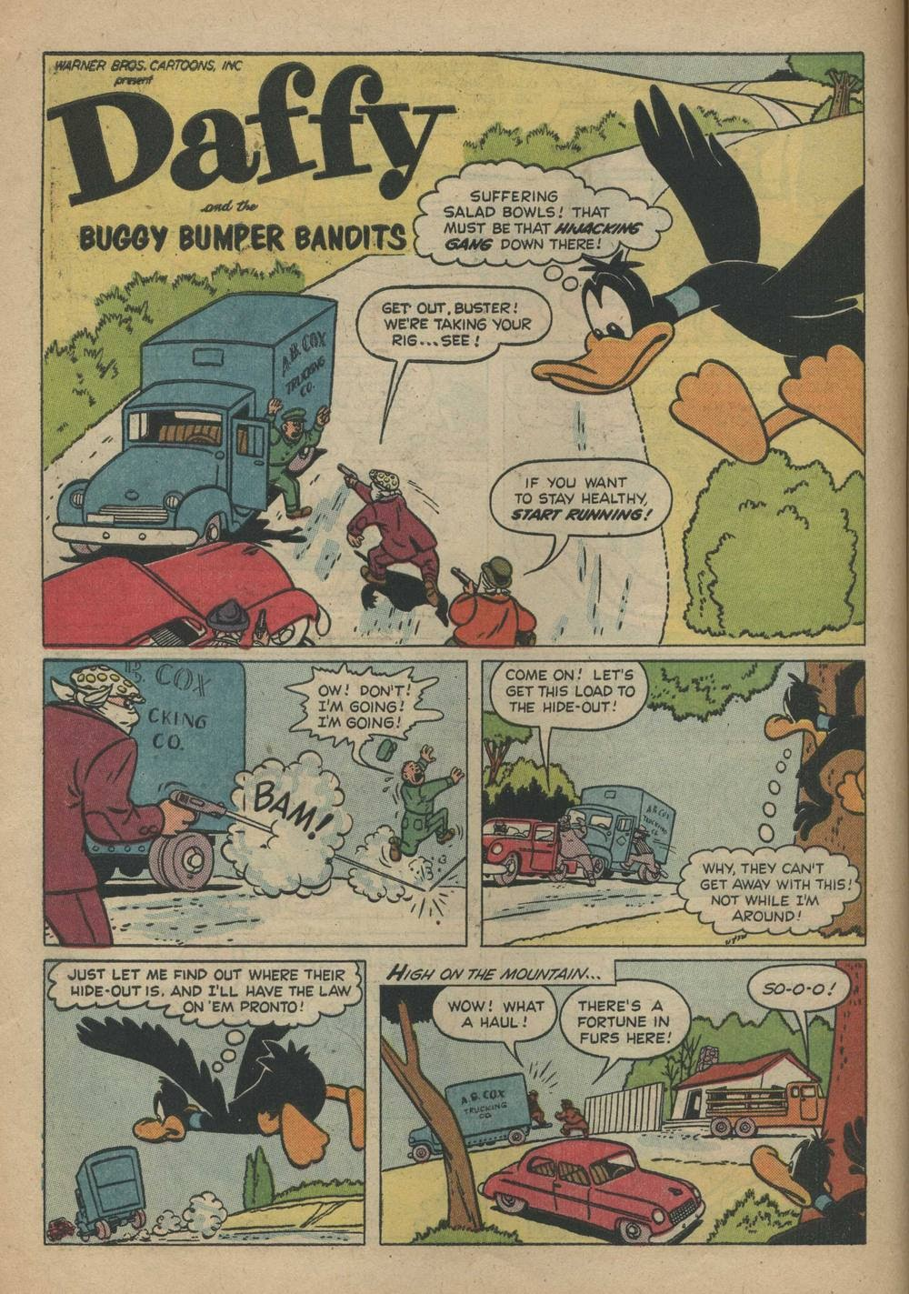 Daffy issue 4 - Page 10