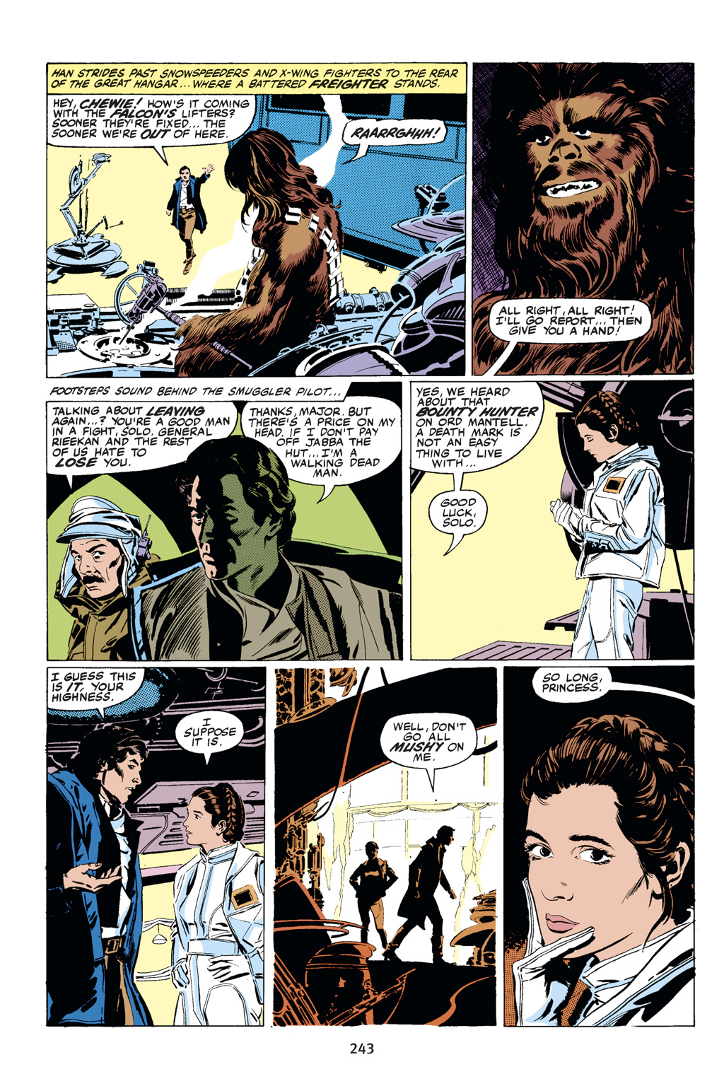 Read online Star Wars Omnibus comic -  Issue # Vol. 14 - 241