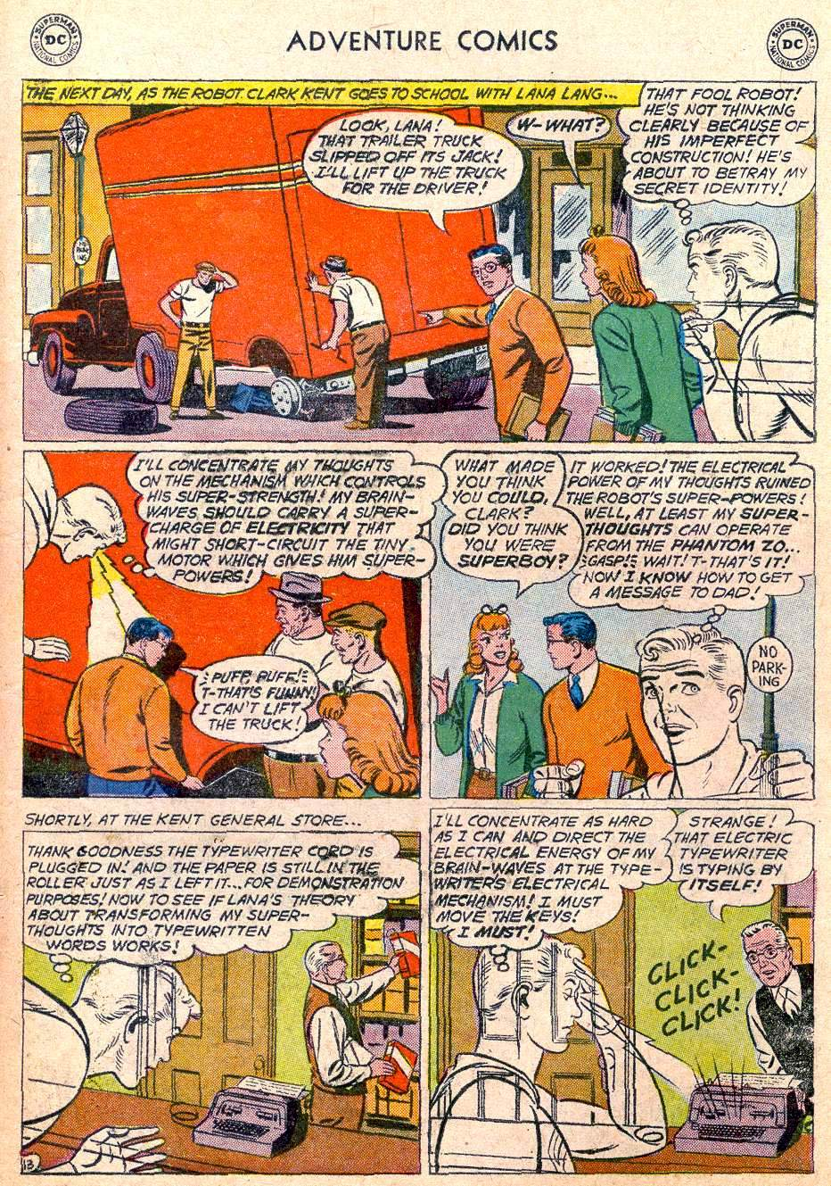 Read online Adventure Comics (1938) comic -  Issue #283 - 15