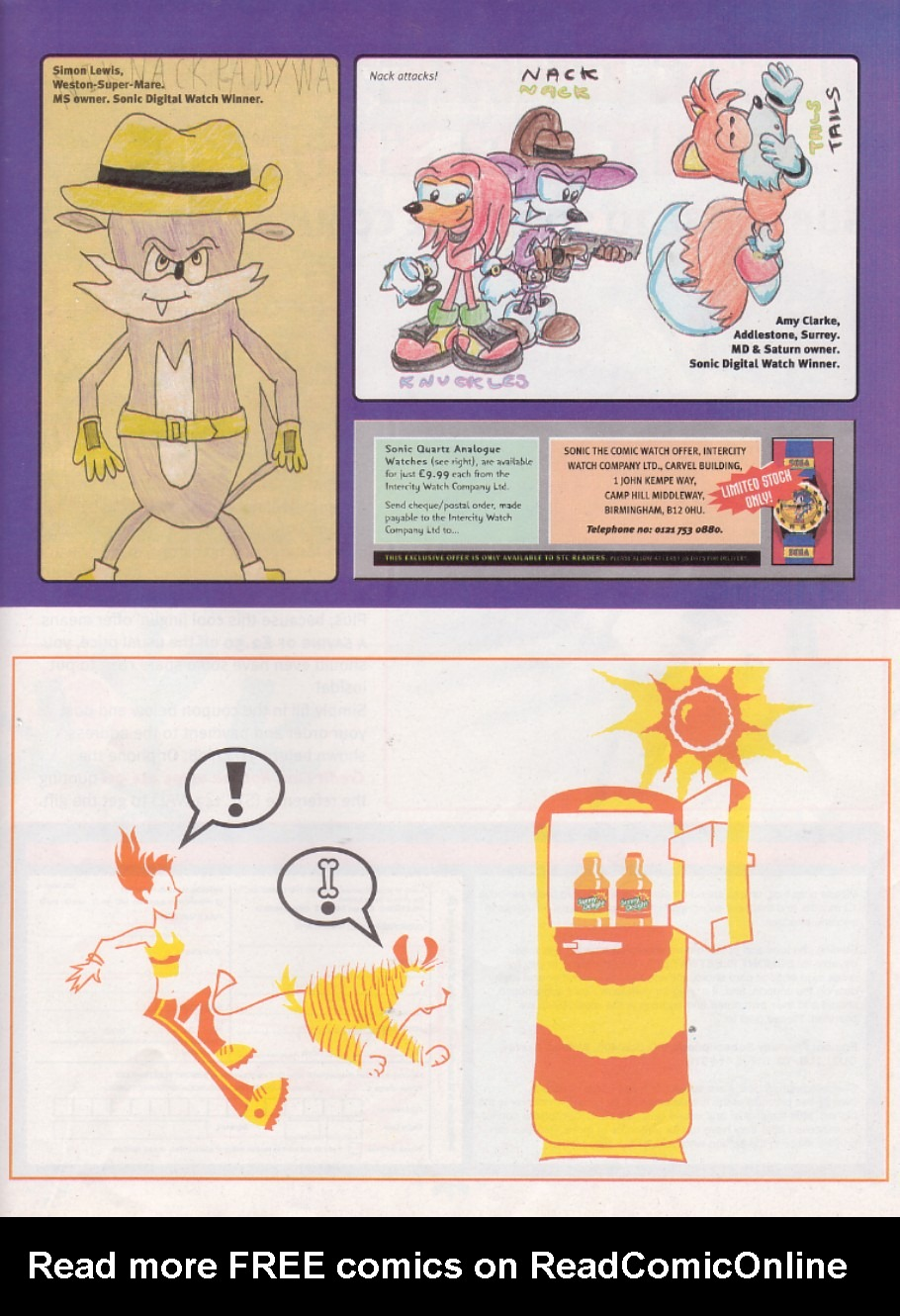 Read online Sonic the Comic comic -  Issue #143 - 15