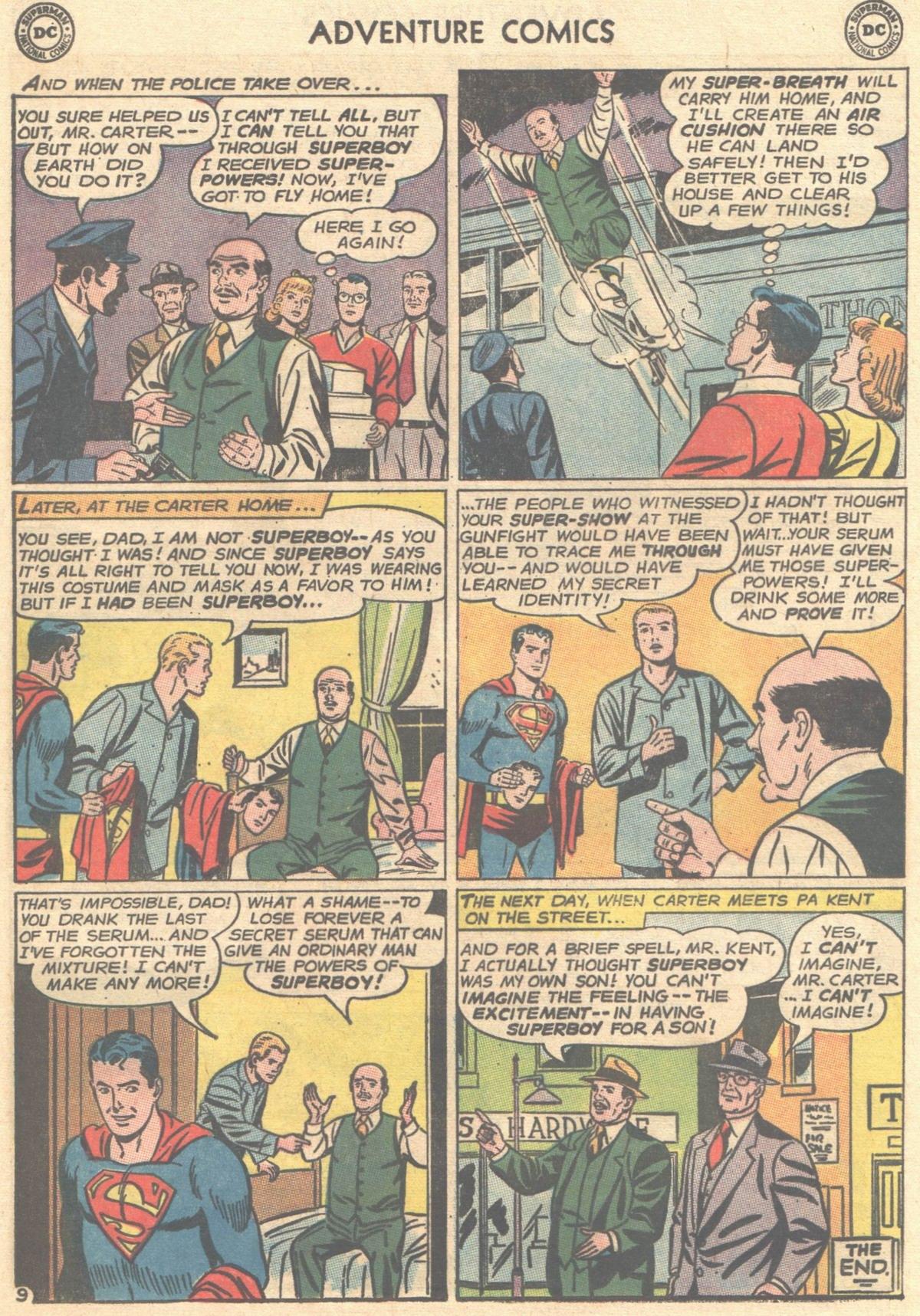 Read online Adventure Comics (1938) comic -  Issue #314 - 32