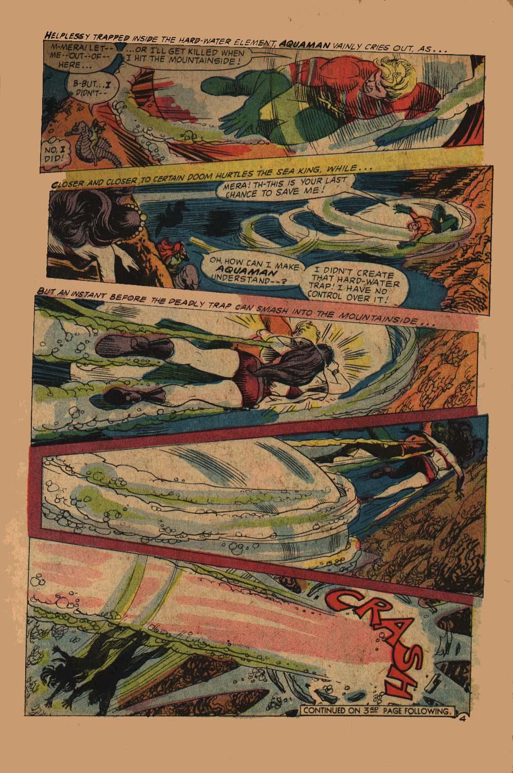 Read online Aquaman (1962) comic -  Issue #39 - 6