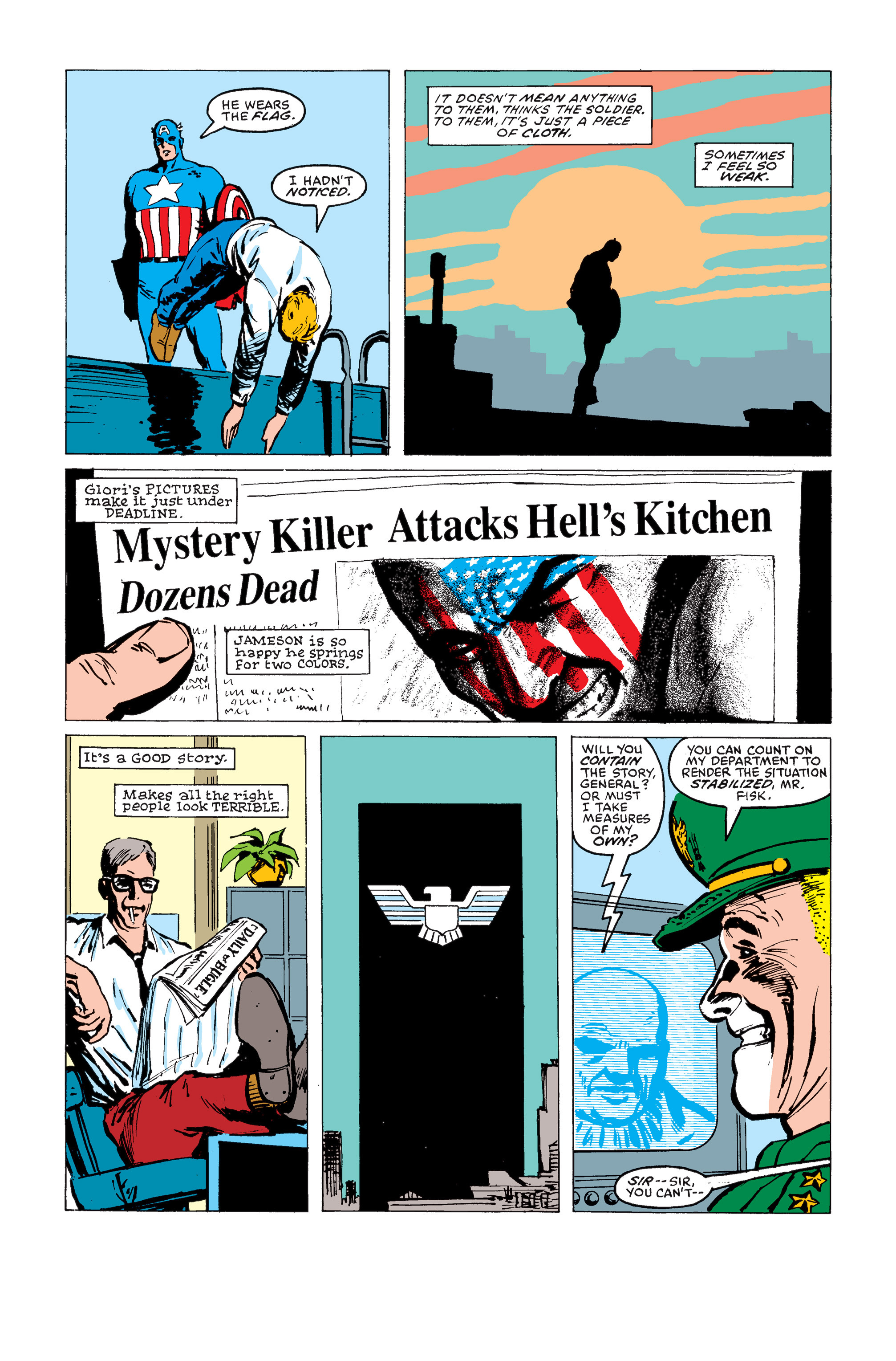 Read online Daredevil: Born Again comic -  Issue # Full - 184