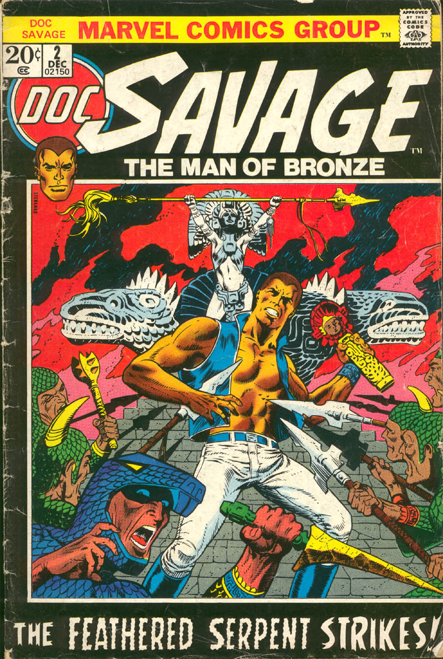 Doc Savage (1972) 2 Page 1