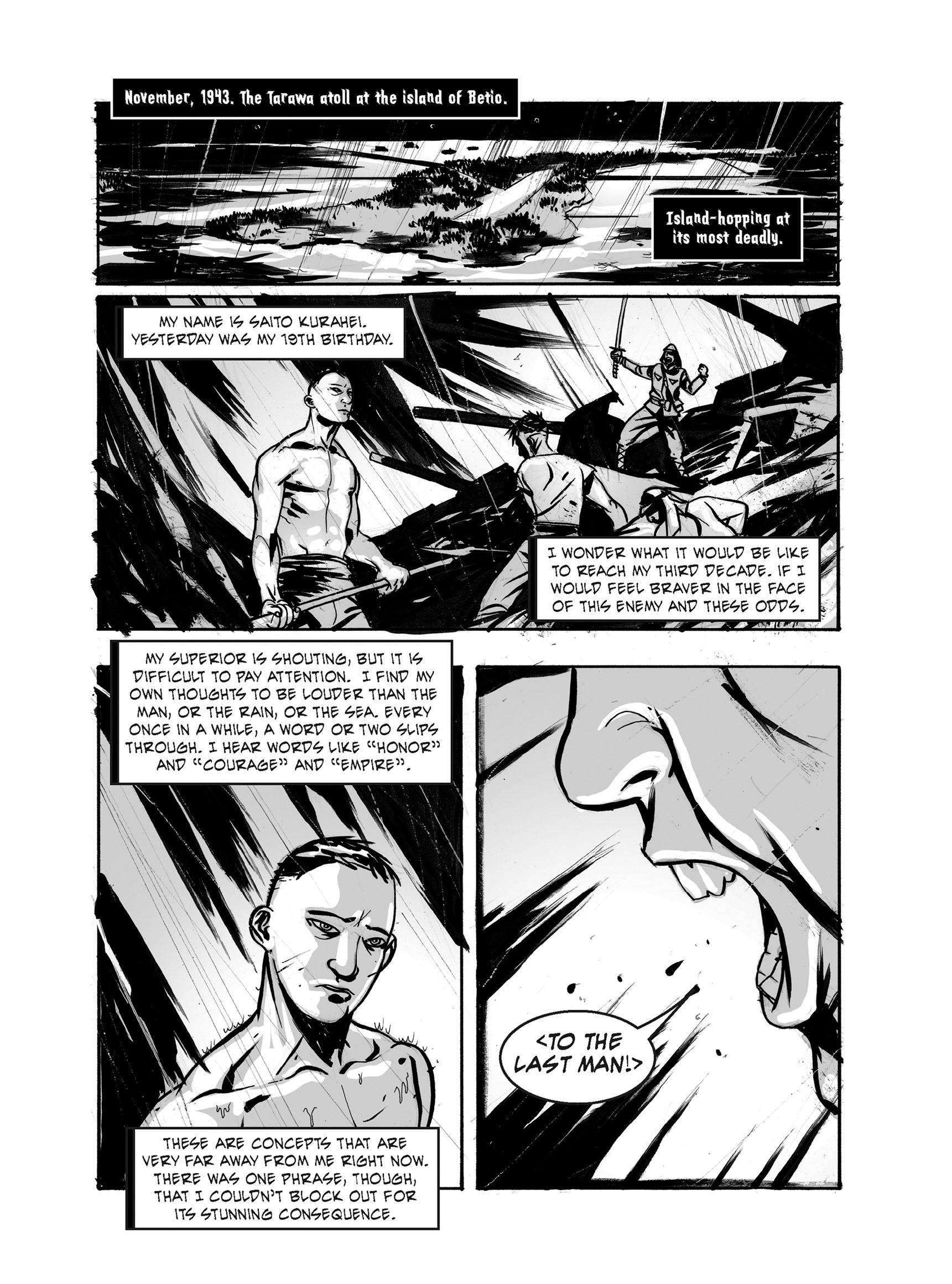 Read online FUBAR comic -  Issue #3 - 292