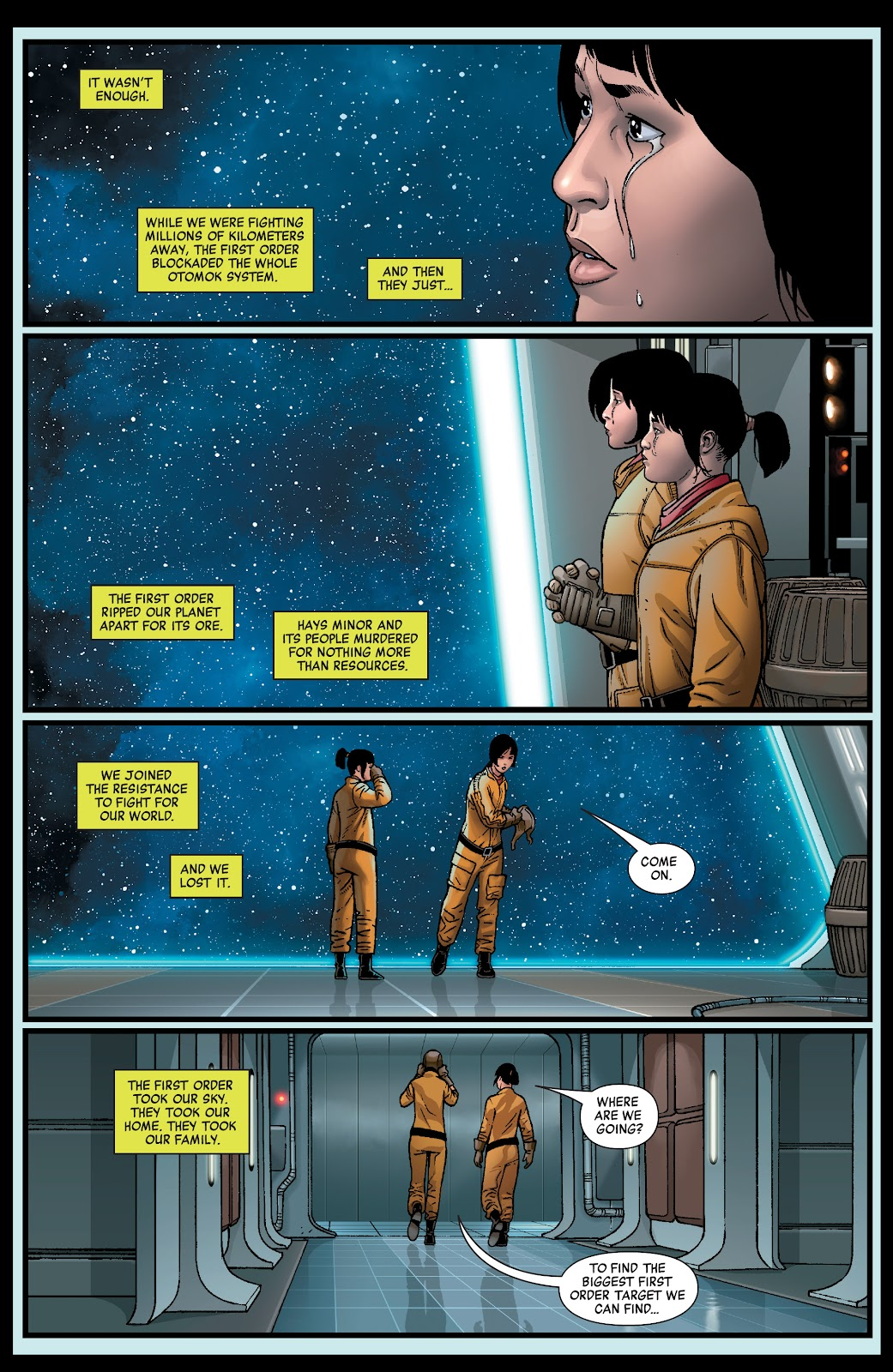 Read online Star Wars: Age of Republic: Heroes comic -  Issue # TPB - 63