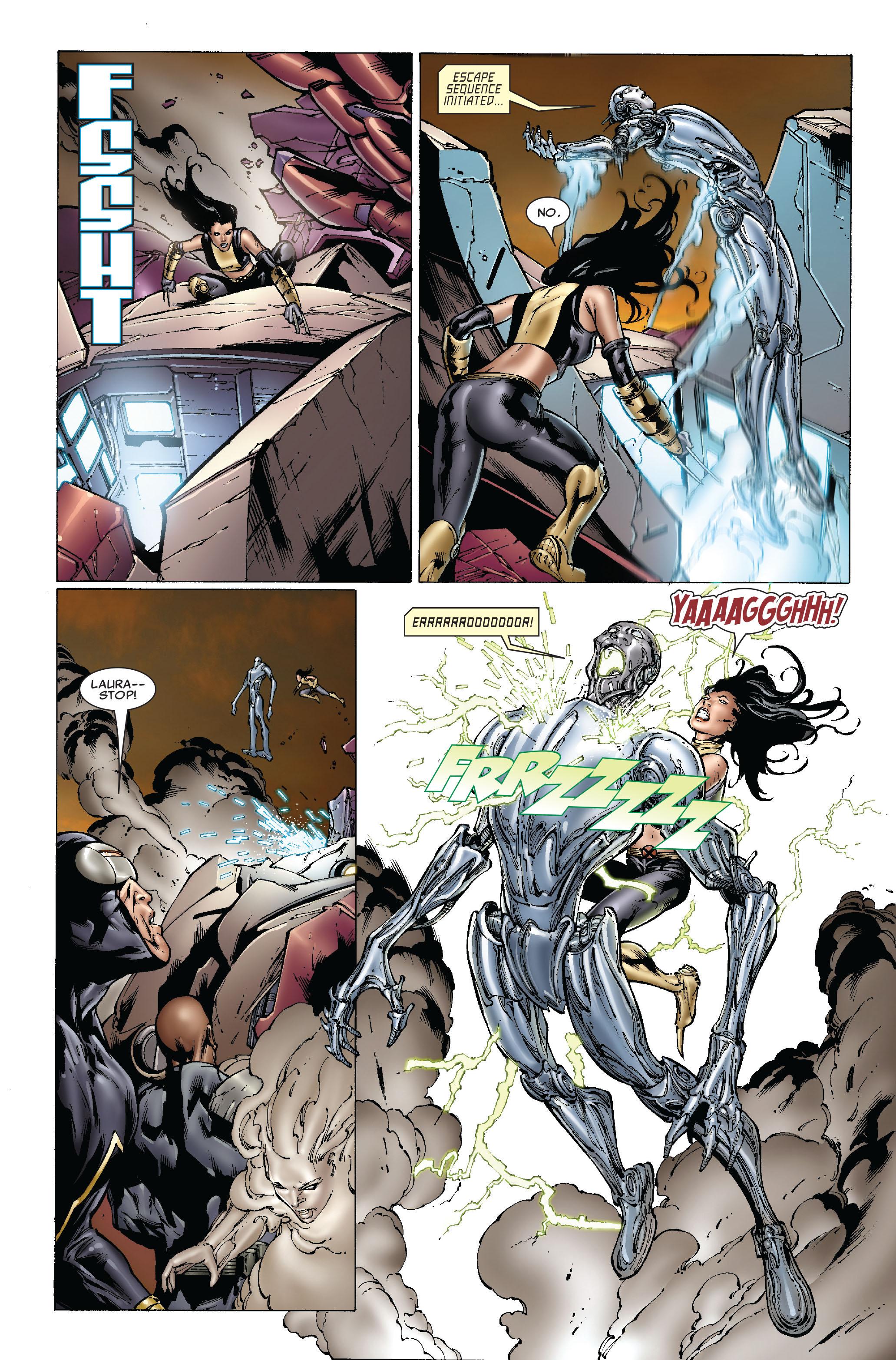 Read online Uncanny X-Men (1963) comic -  Issue #493 - 20