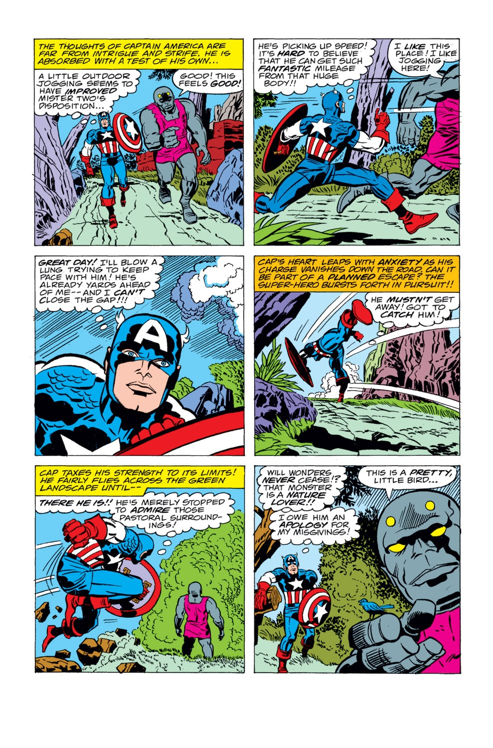 Read online Captain America (1968) comic -  Issue # _Annual 4 - 15