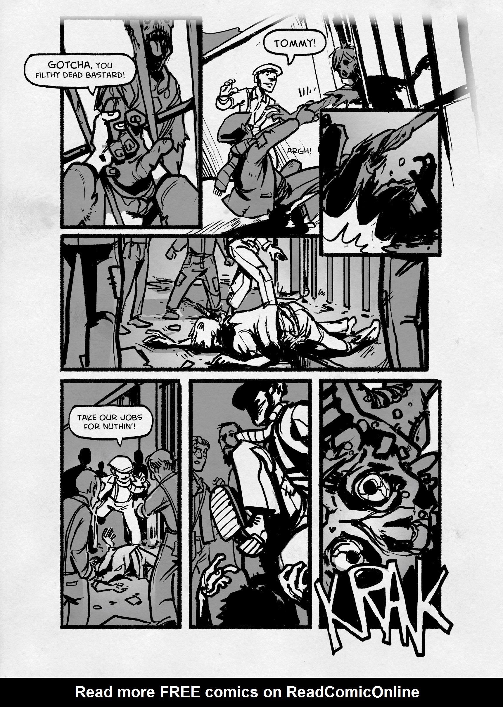 Read online FUBAR comic -  Issue #3 - 239