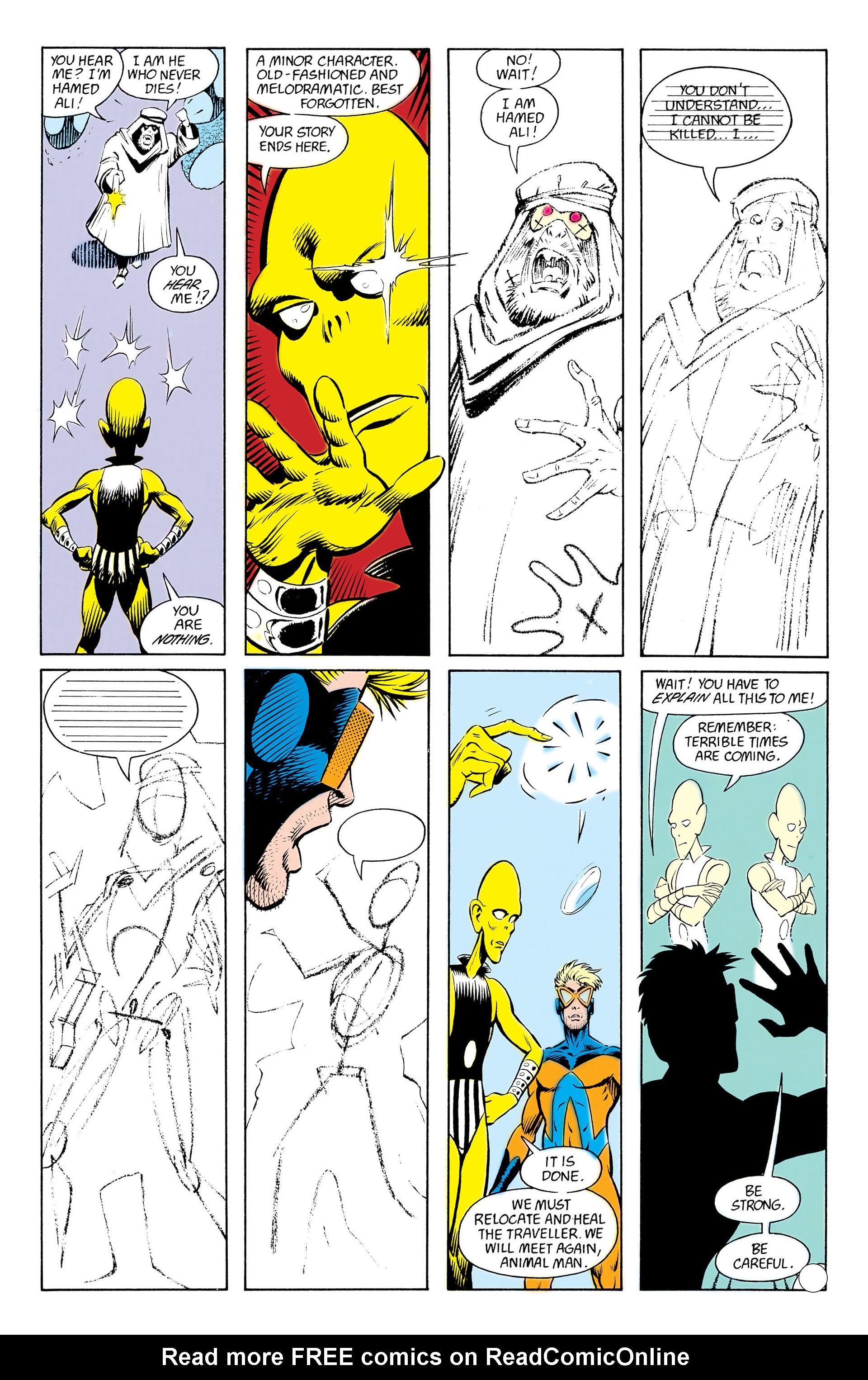 Read online Animal Man (1988) comic -  Issue #12 - 24