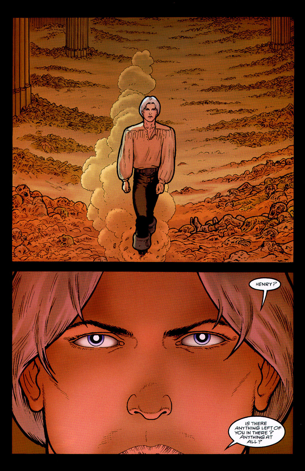 Read online Heart of Empire comic -  Issue #8 - 5