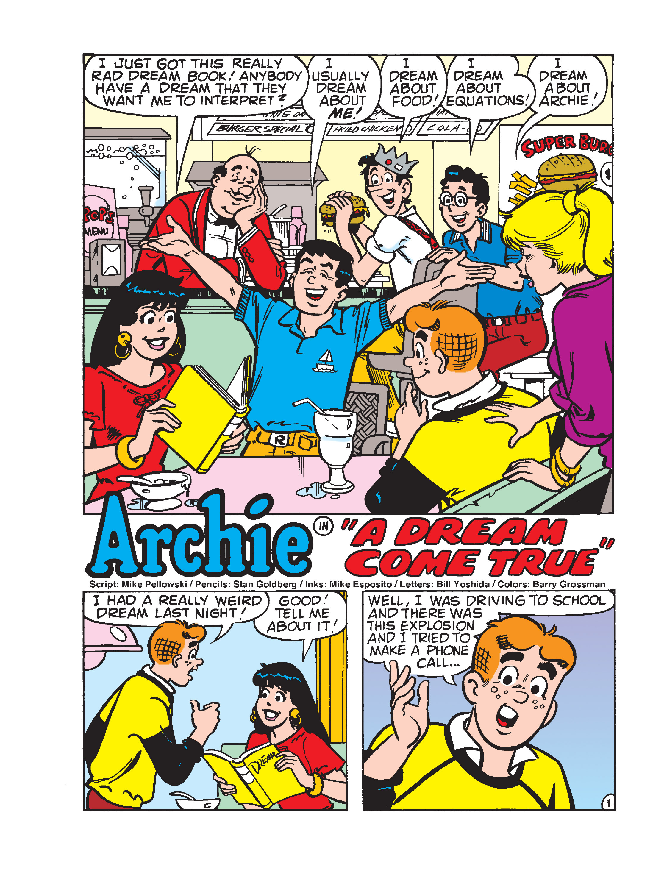 Read online Archie's Funhouse Double Digest comic -  Issue #15 - 92