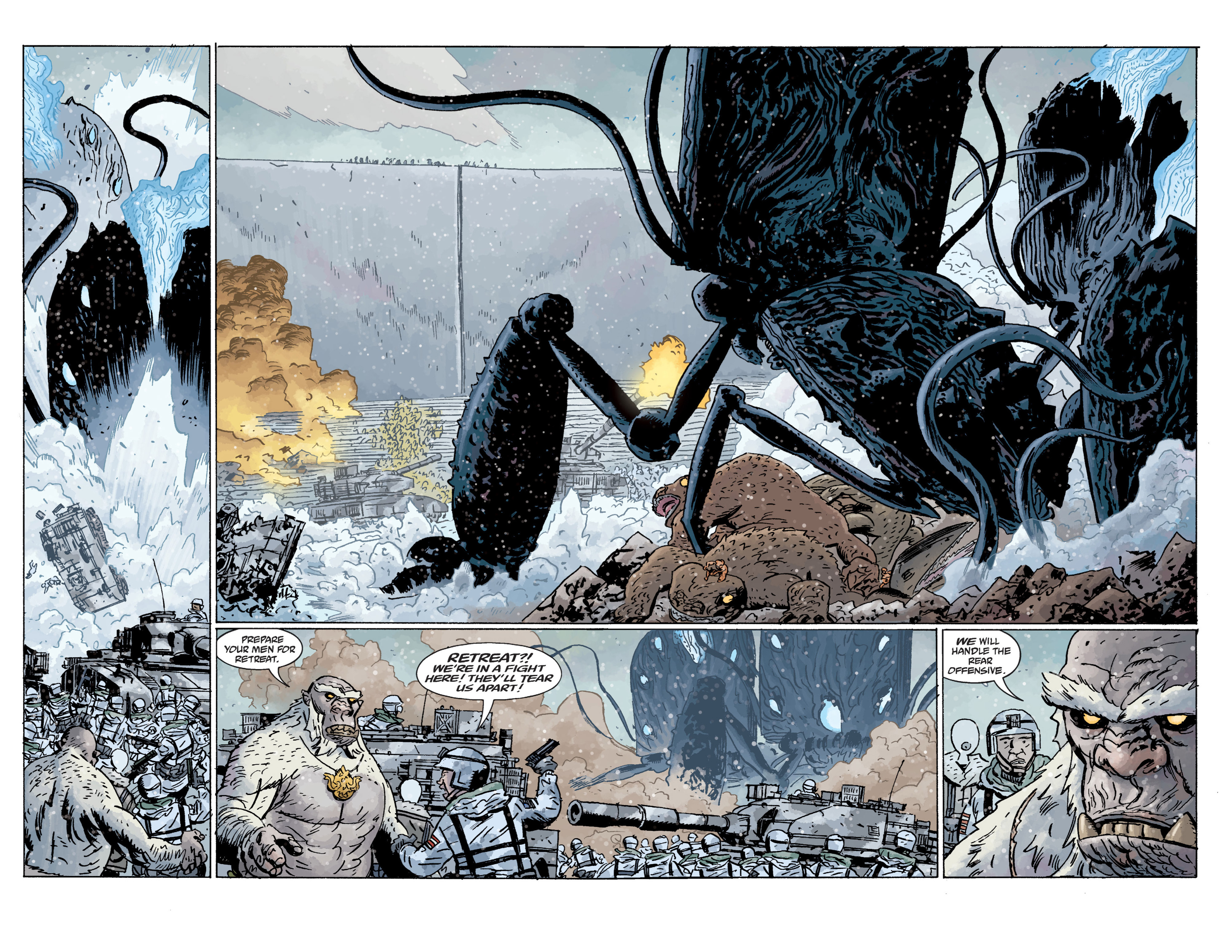 Read online B.P.R.D. (2003) comic -  Issue # TPB 11 - 68