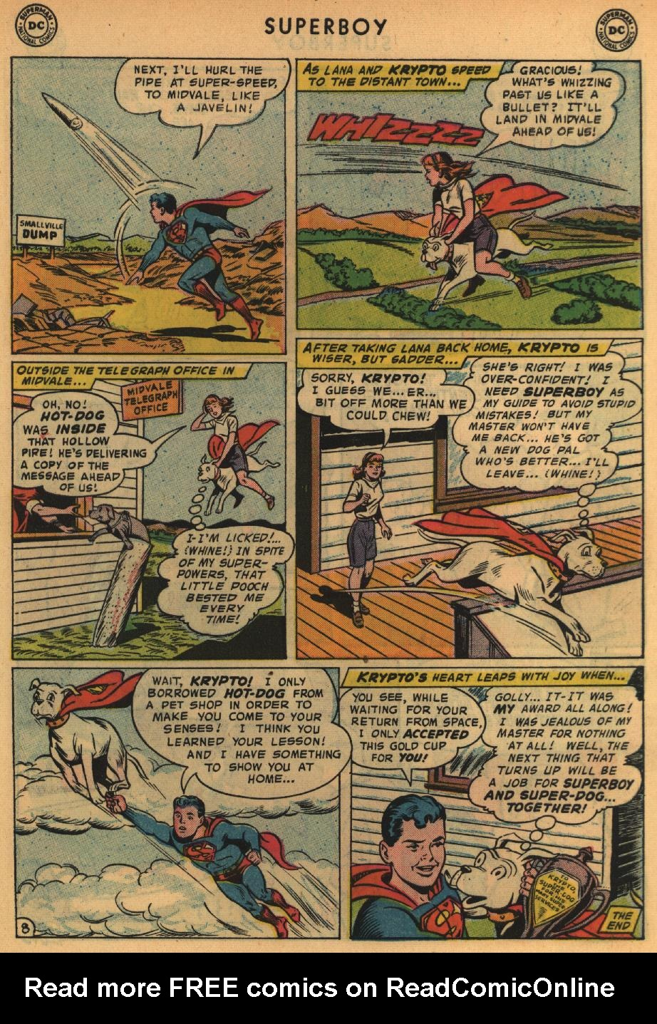 Superboy (1949) issue 64 - Page 28