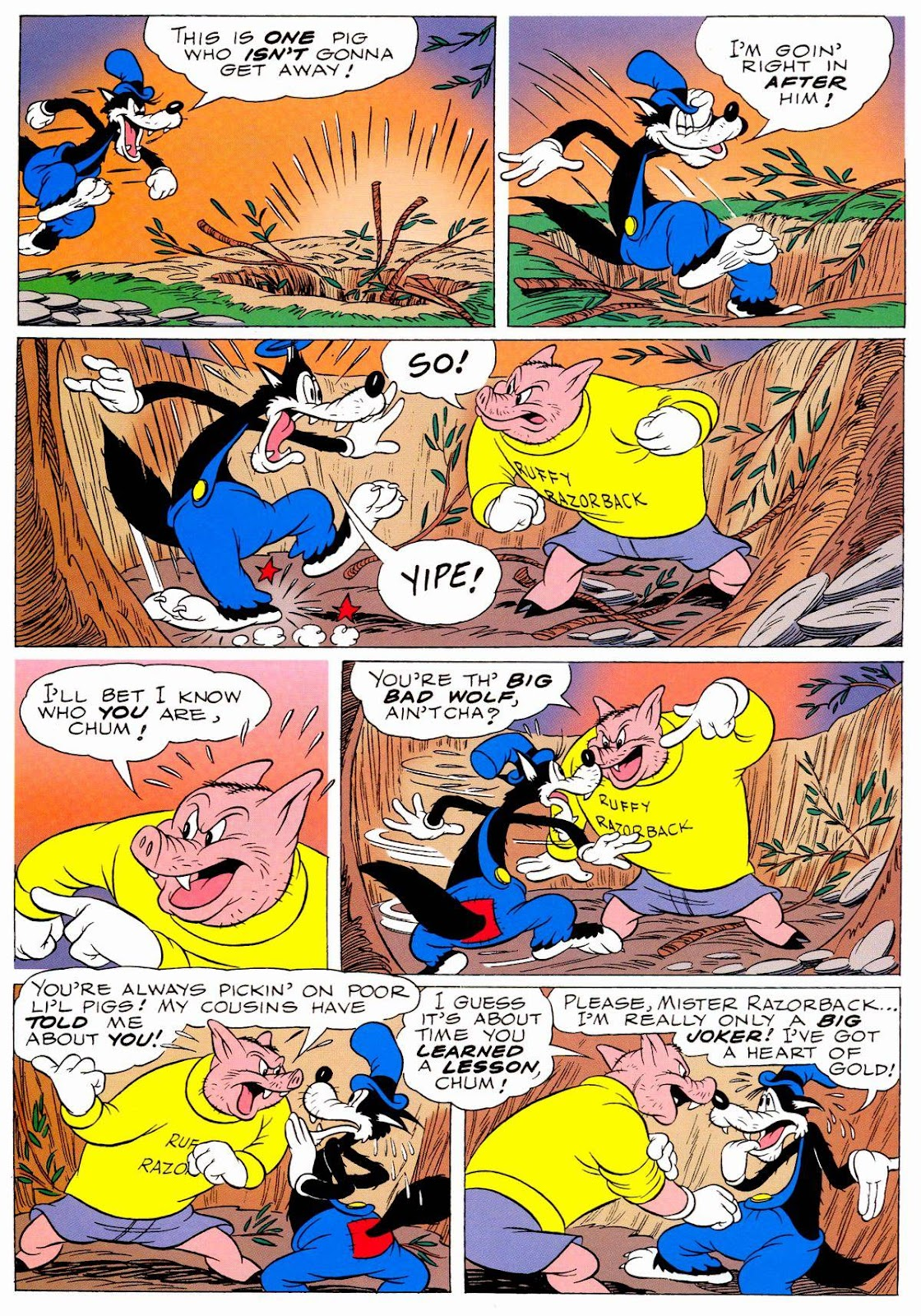 Walt Disney's Comics and Stories issue 641 - Page 29
