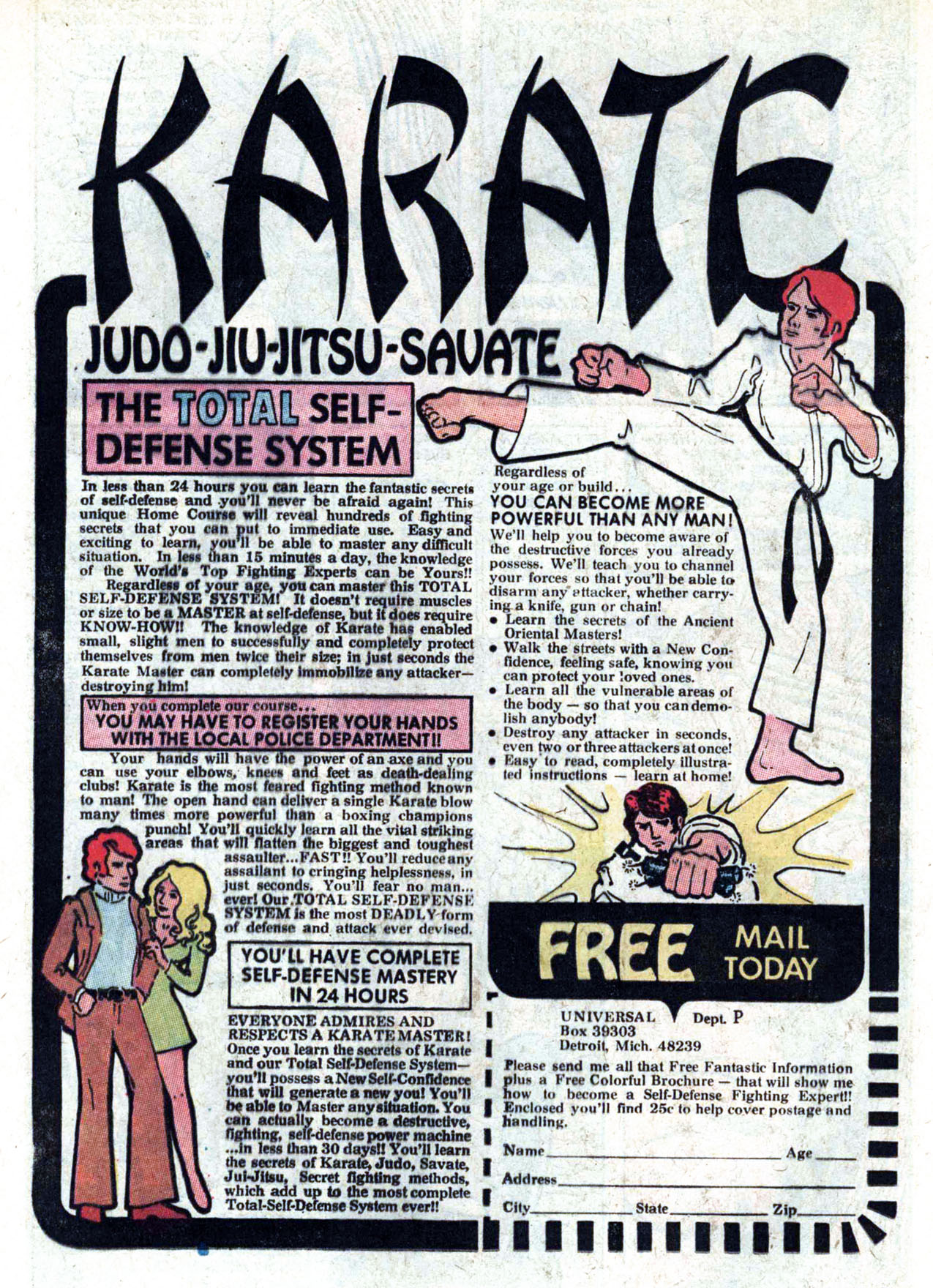 Read online Amazing Adventures (1970) comic -  Issue #20 - 12