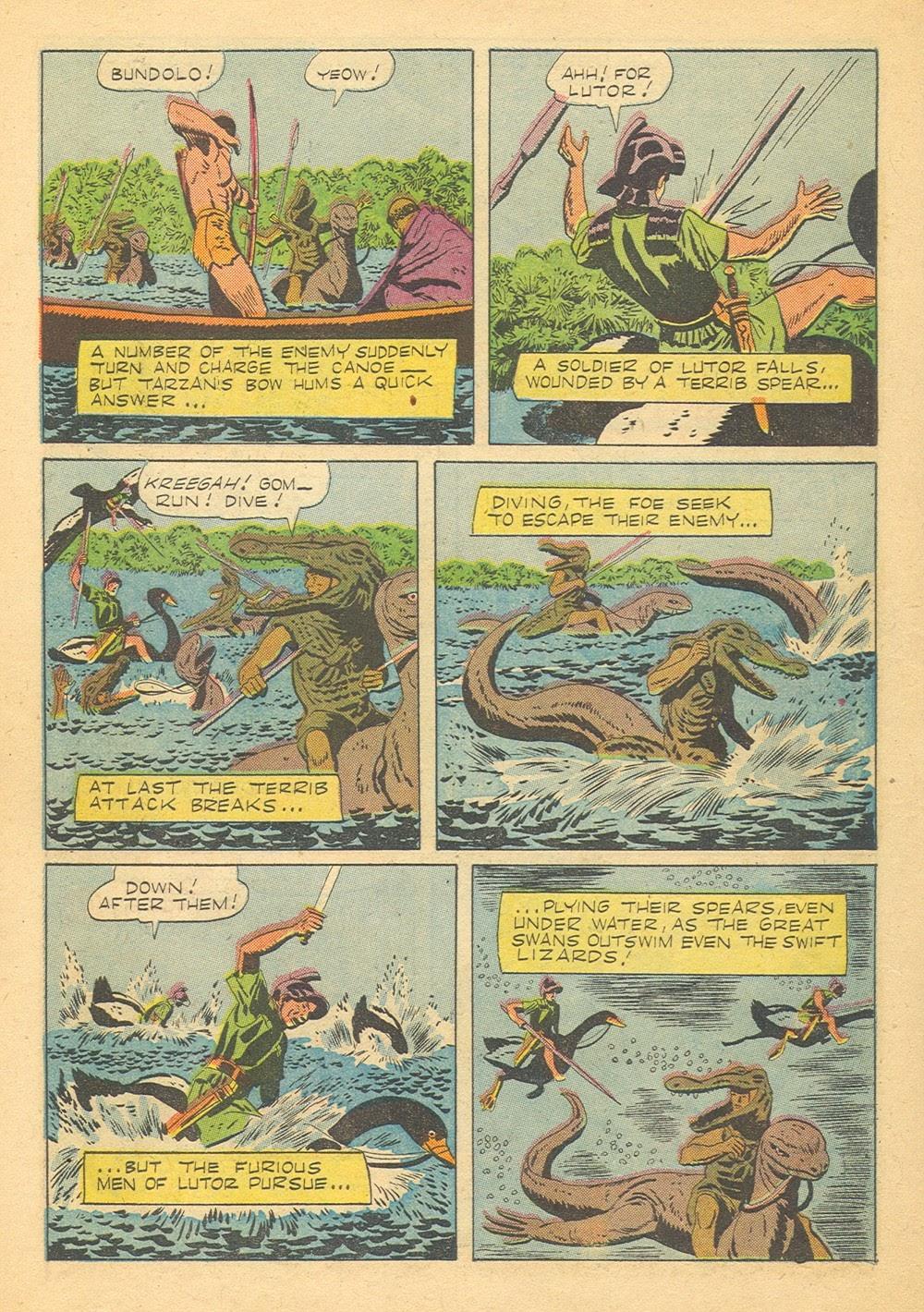 Tarzan (1948) issue 70 - Page 6