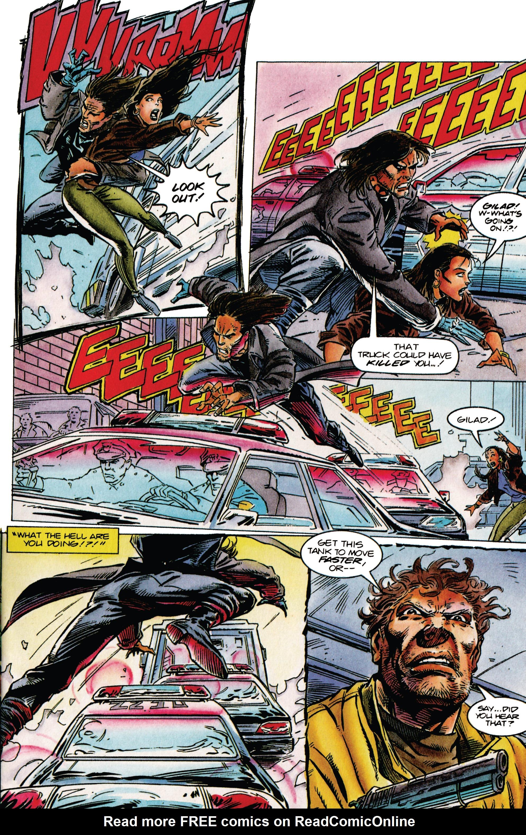 Read online Eternal Warrior (1992) comic -  Issue #37 - 4