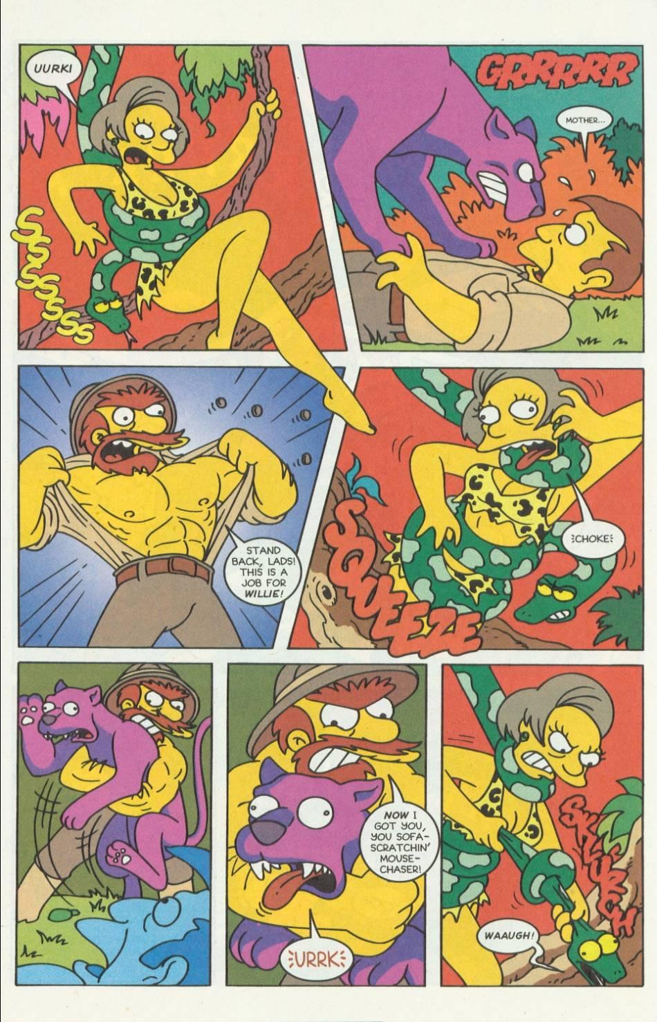Read online Simpsons Comics comic -  Issue #8 - 27