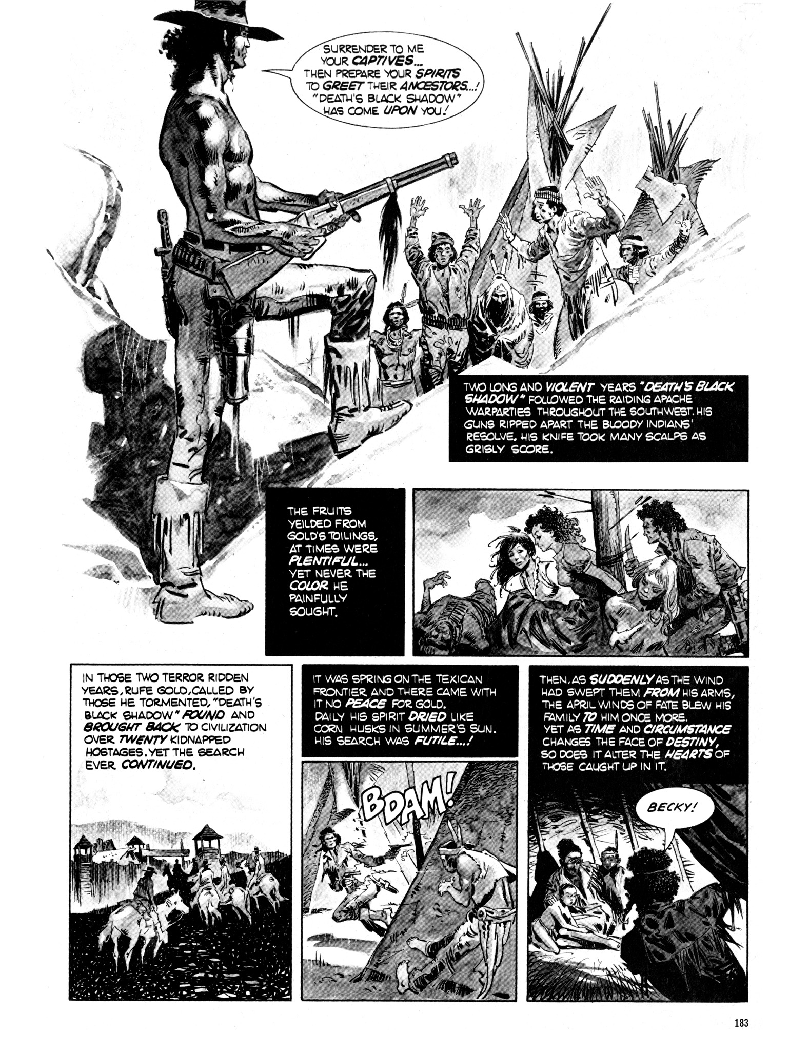 Read online Eerie Archives comic -  Issue # TPB 14 - 184