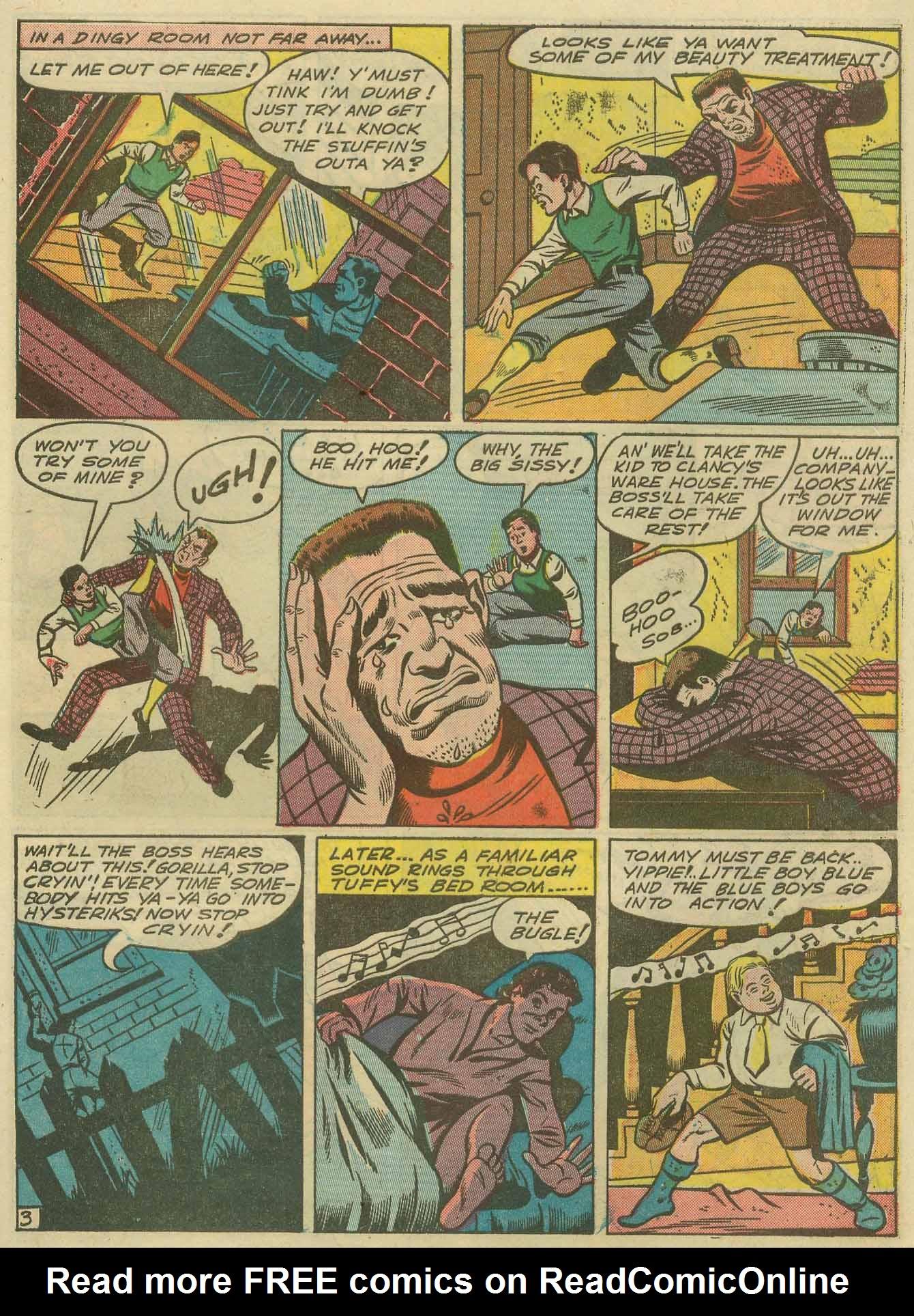 Read online Sensation (Mystery) Comics comic -  Issue #14 - 51