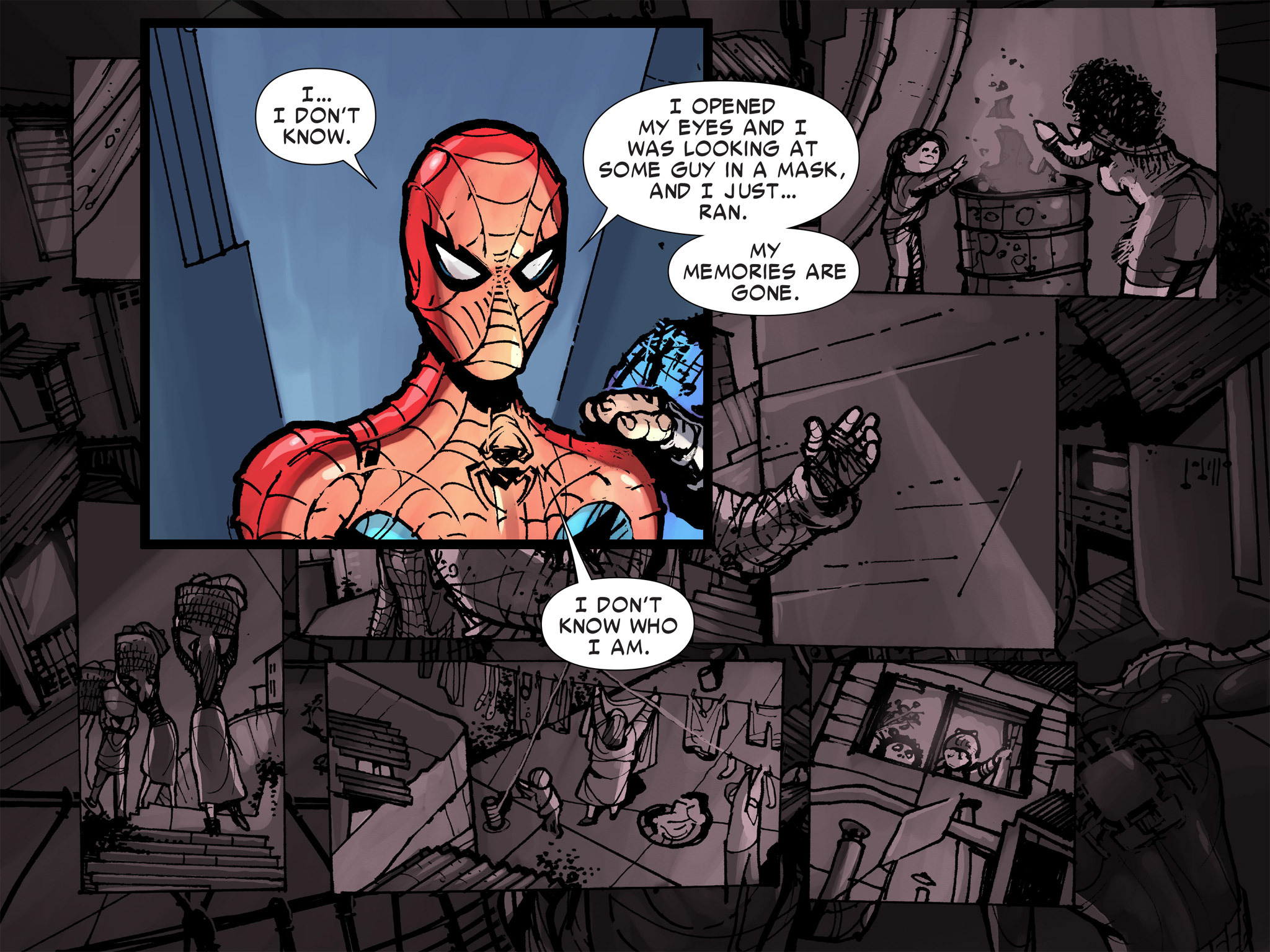 Read online Amazing Spider-Man: Who Am I? comic -  Issue # Full (Part 3) - 22