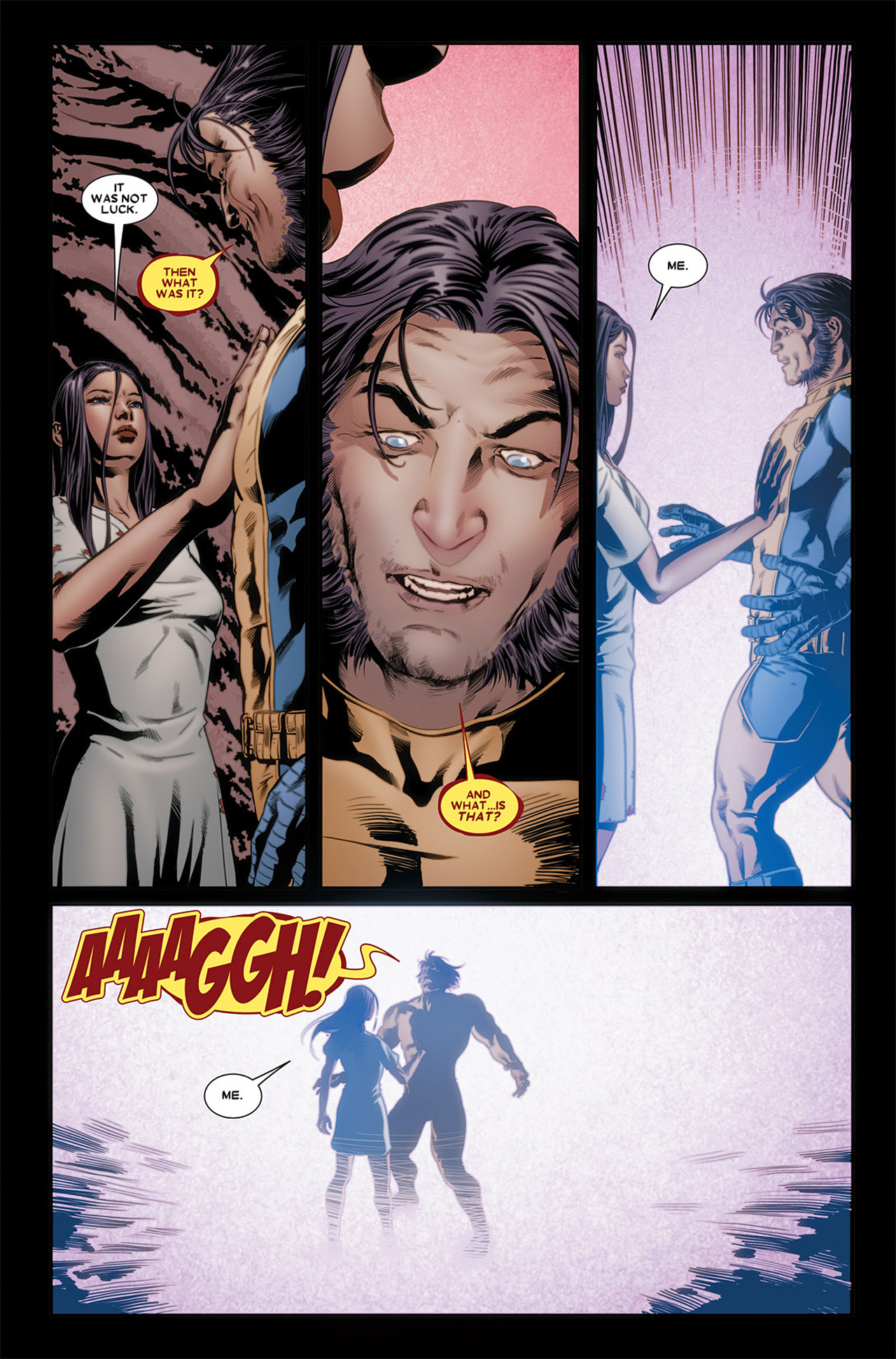 Read online X-23 (2010) comic -  Issue #3 - 18