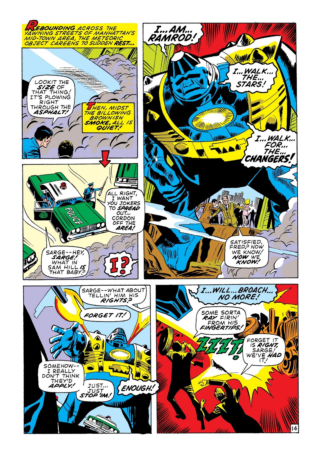 Read online Marvel Masterworks: The Invincible Iron Man comic -  Issue # TPB 7 (Part 3) - 42