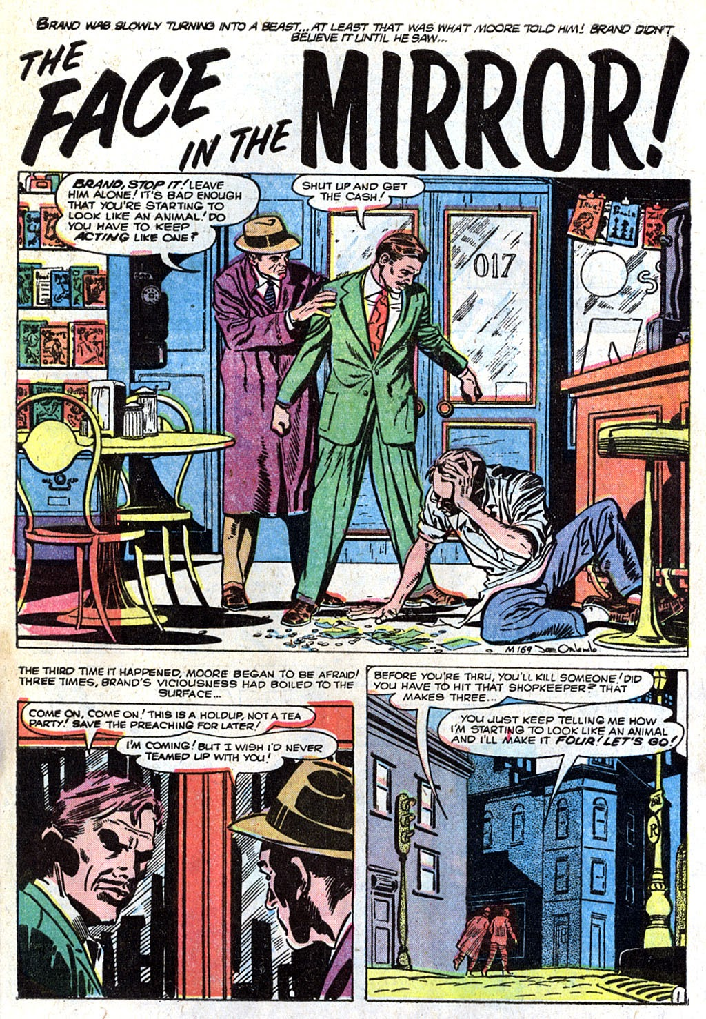 Mystic (1951) issue 61 - Page 29