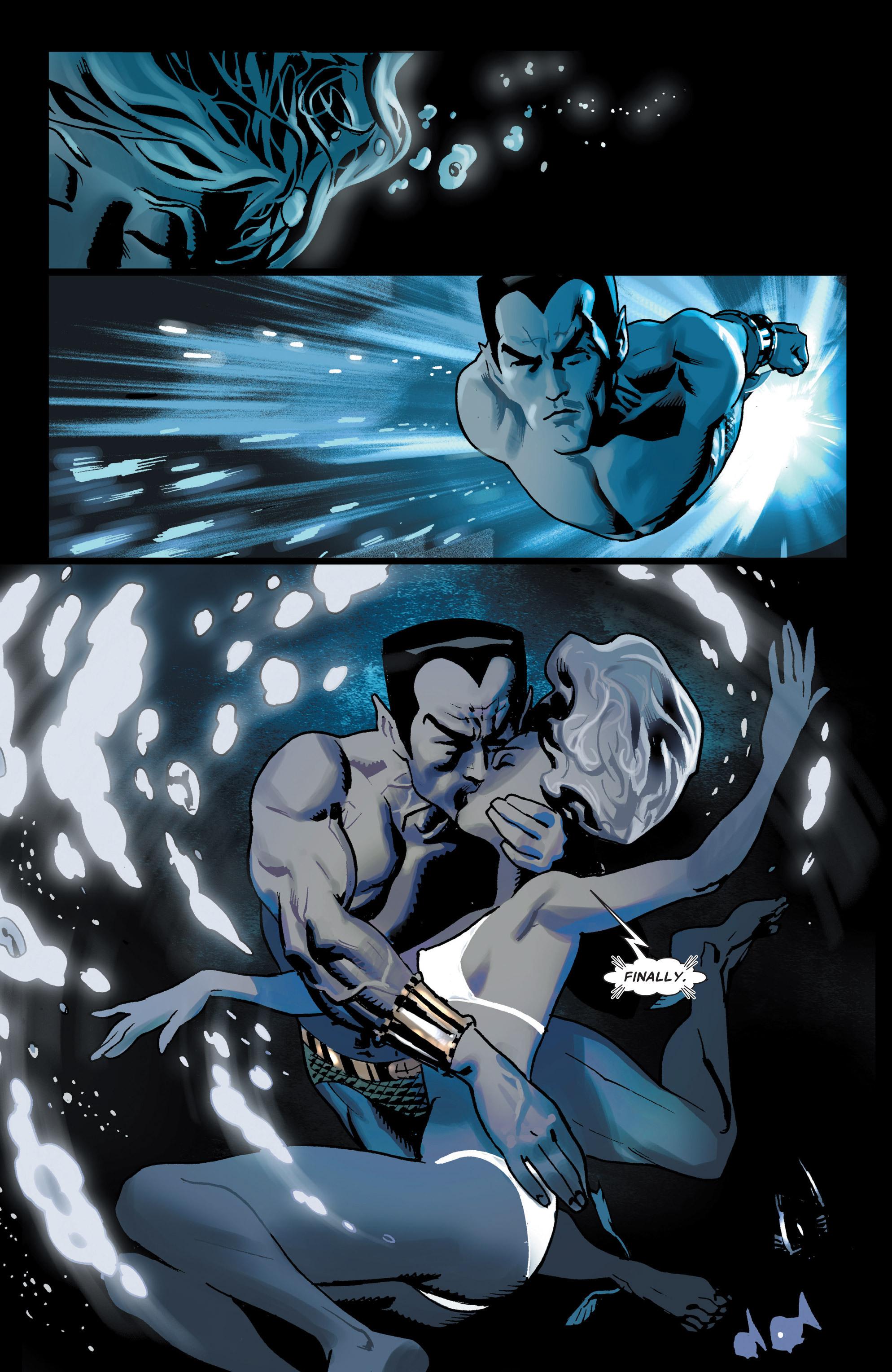 Read online Uncanny X-Men (1963) comic -  Issue # _Annual 2 (2009) - 21