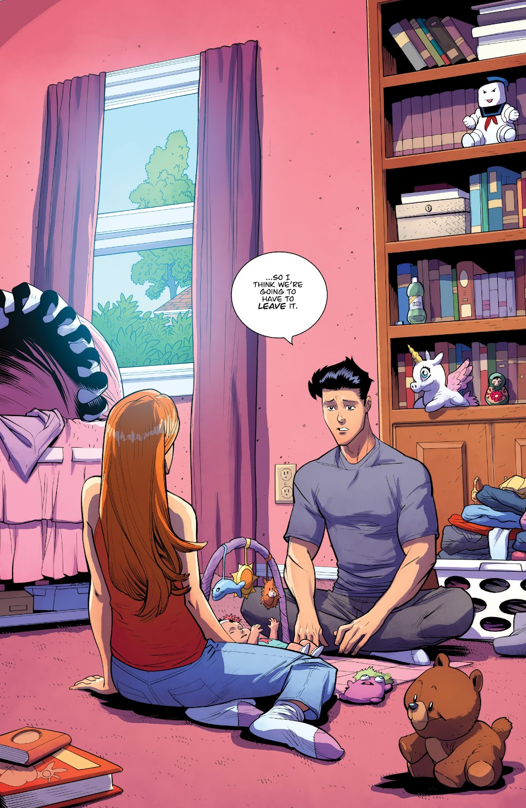 Invincible (2003) issue TPB 21 - Modern Family - Page 43