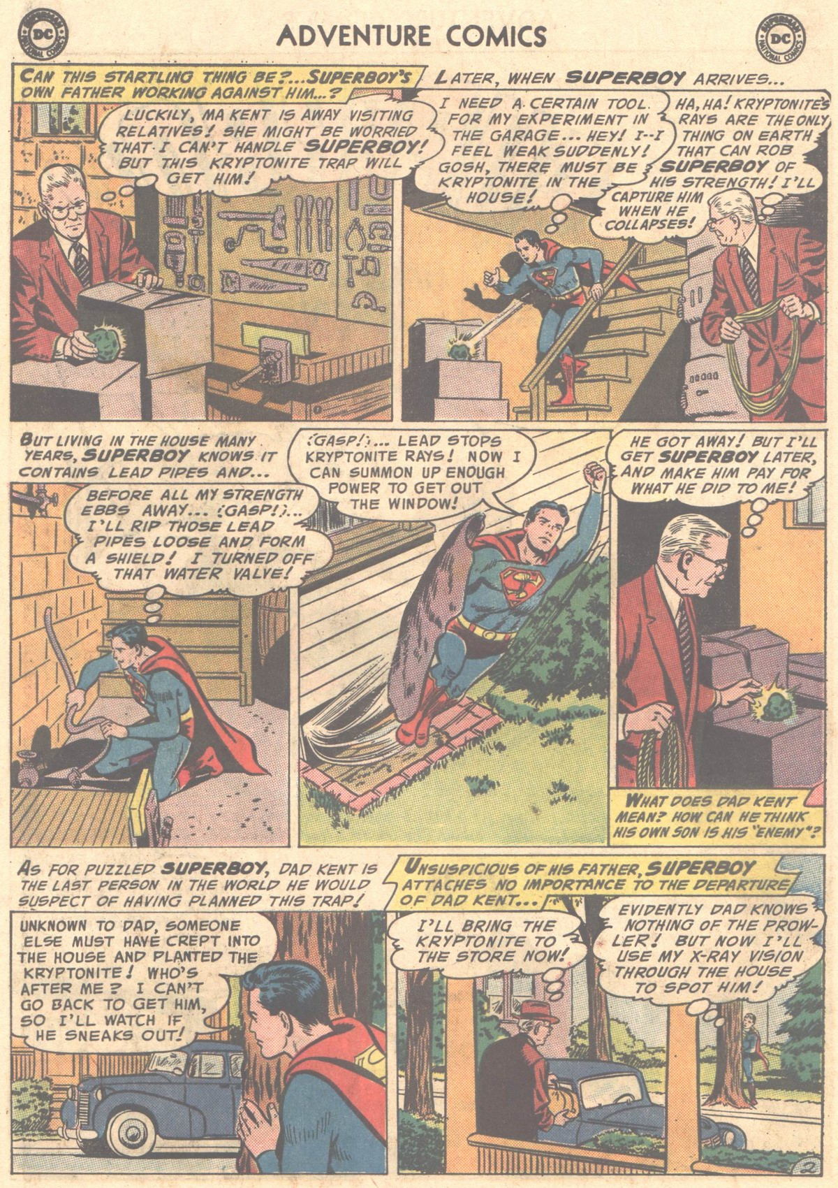Read online Adventure Comics (1938) comic -  Issue #327 - 18
