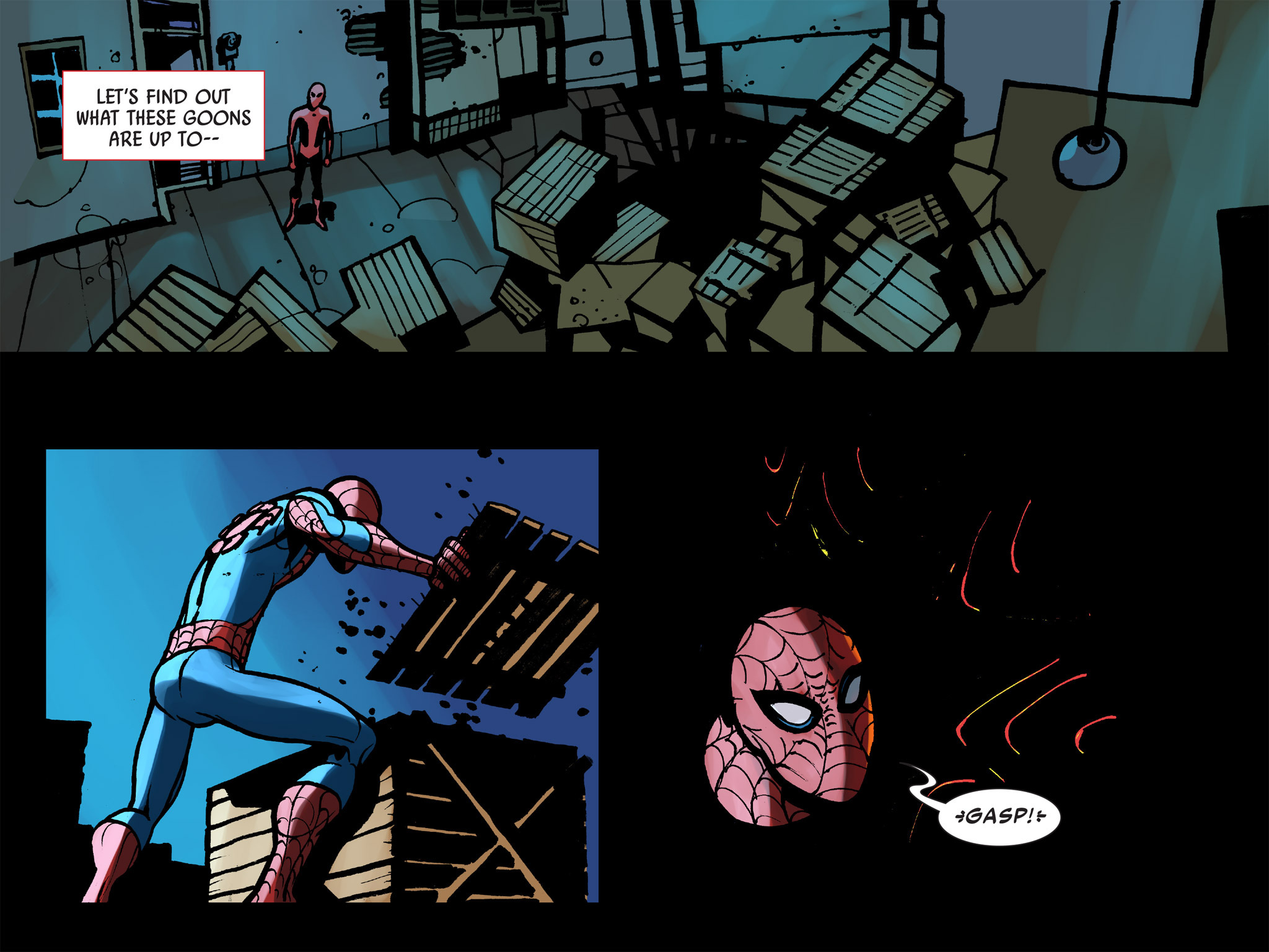 Read online Amazing Spider-Man: Who Am I? comic -  Issue # Full (Part 1) - 246