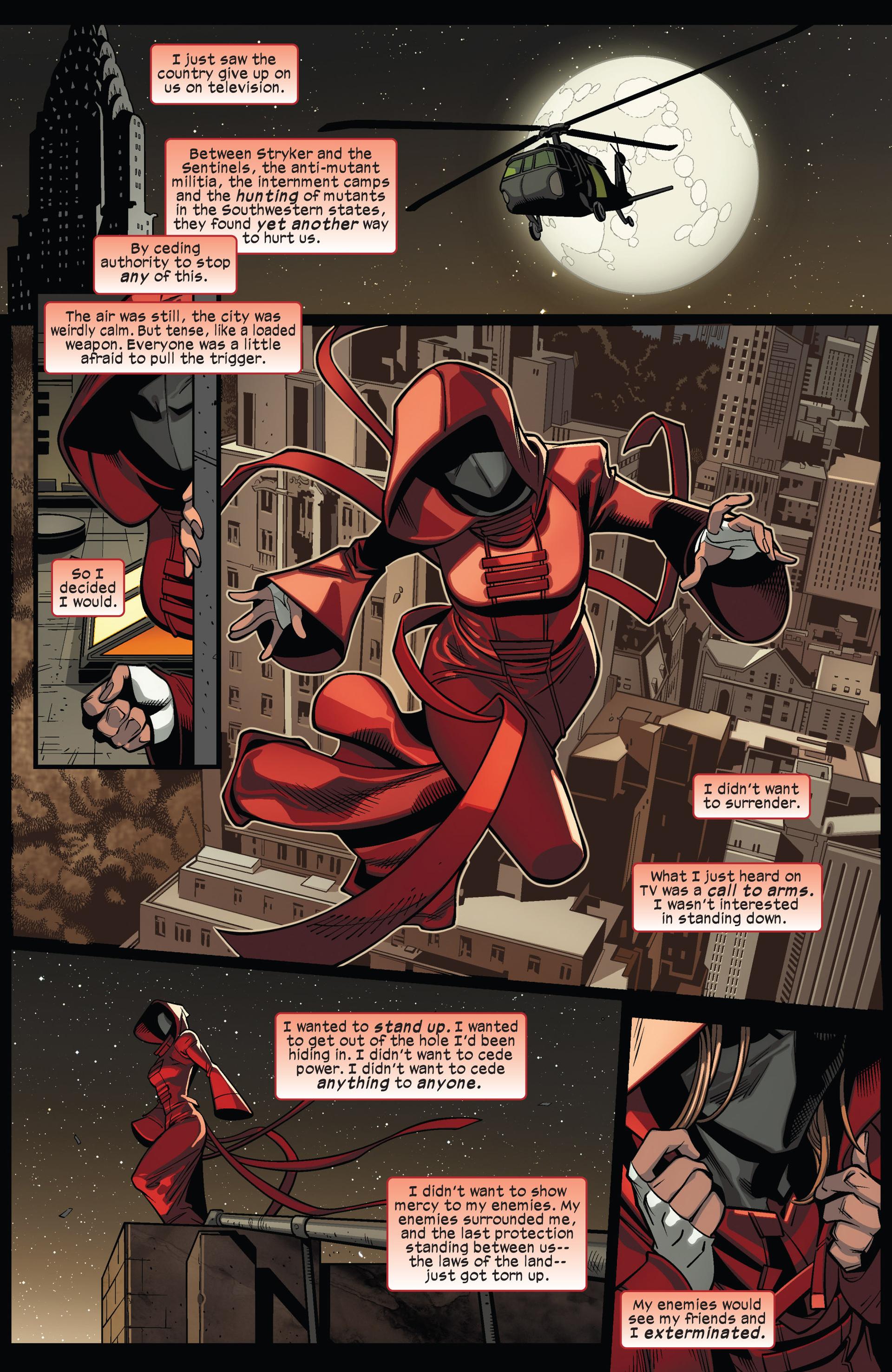 Read online Ultimate Comics X-Men comic -  Issue #13 - 7