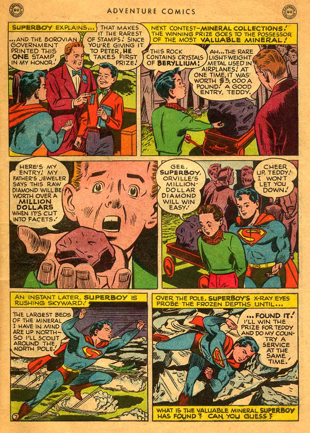 Read online Adventure Comics (1938) comic -  Issue #121 - 9