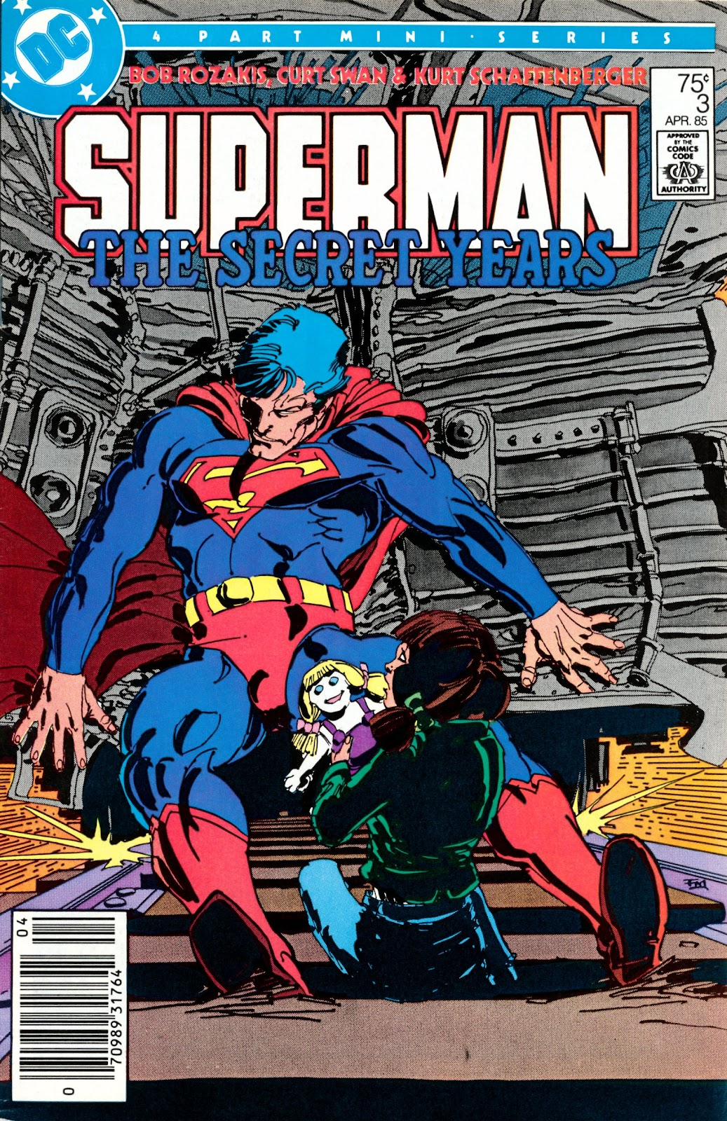 Superman: The Secret Years 3 Page 1