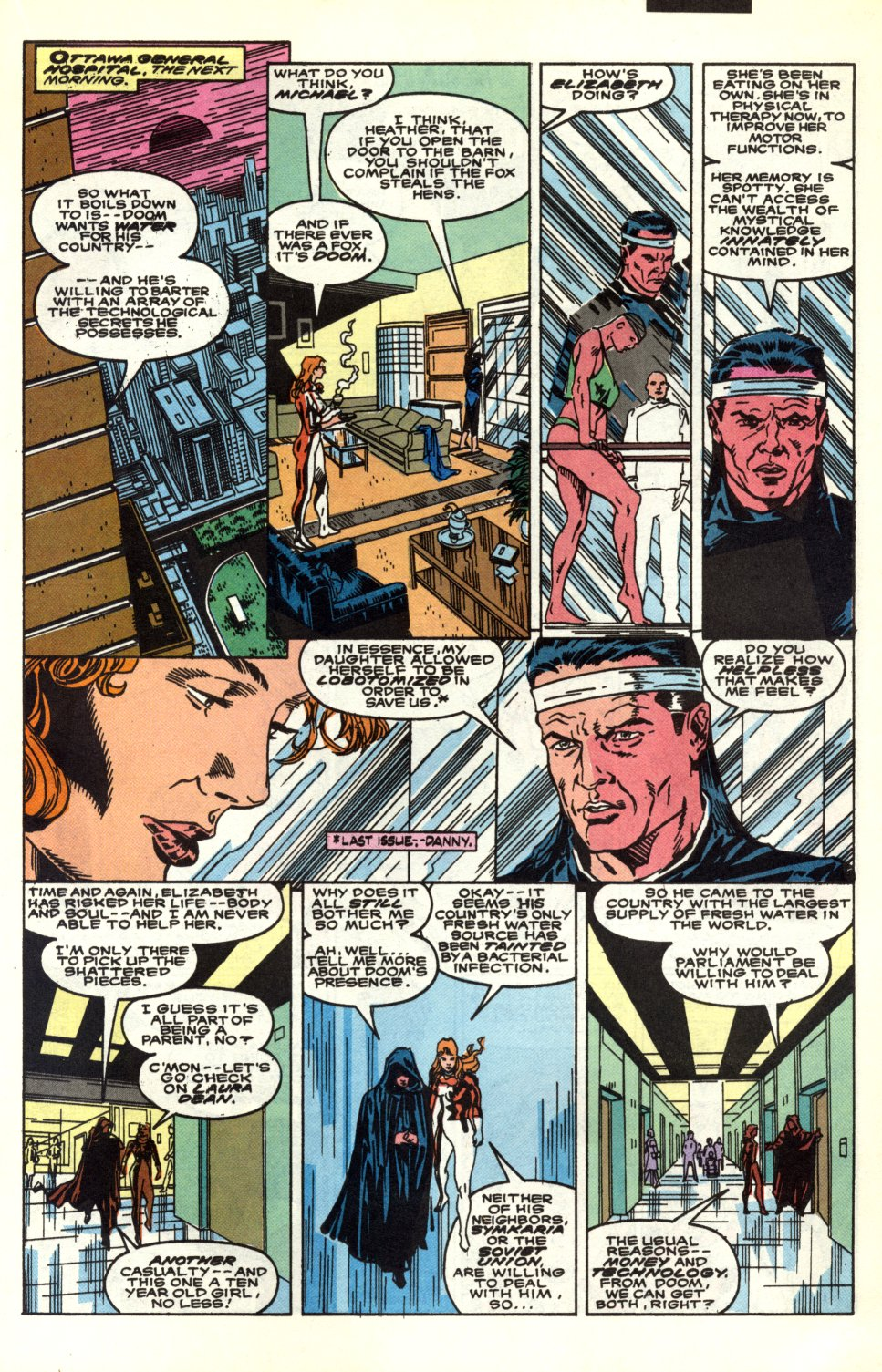 Read online Alpha Flight (1983) comic -  Issue #91 - 10