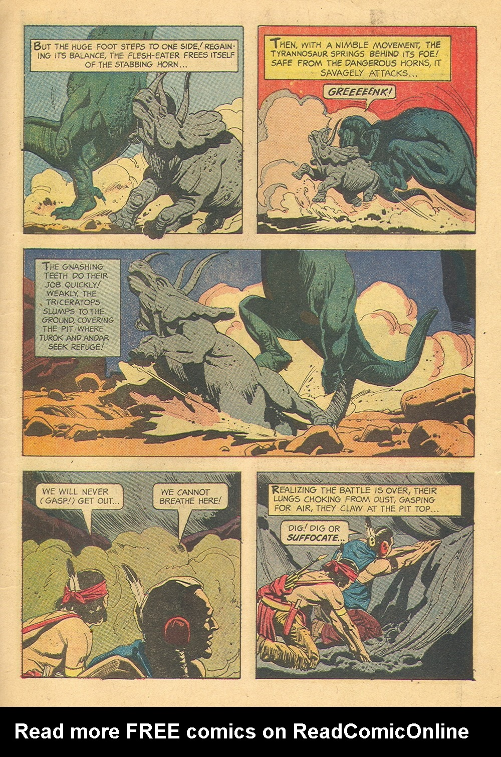 Read online Turok, Son of Stone comic -  Issue #39 - 7
