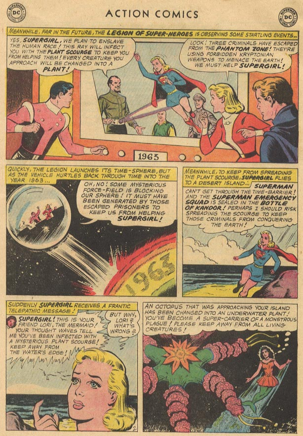 Read online Action Comics (1938) comic -  Issue #298 - 20